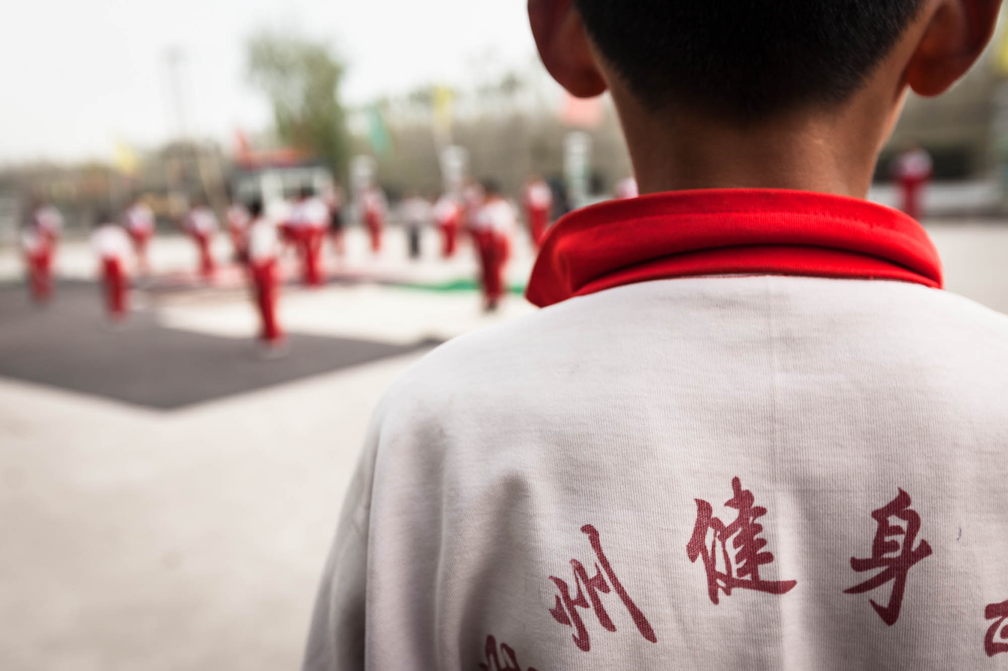 martial arts school in Zhuozhou