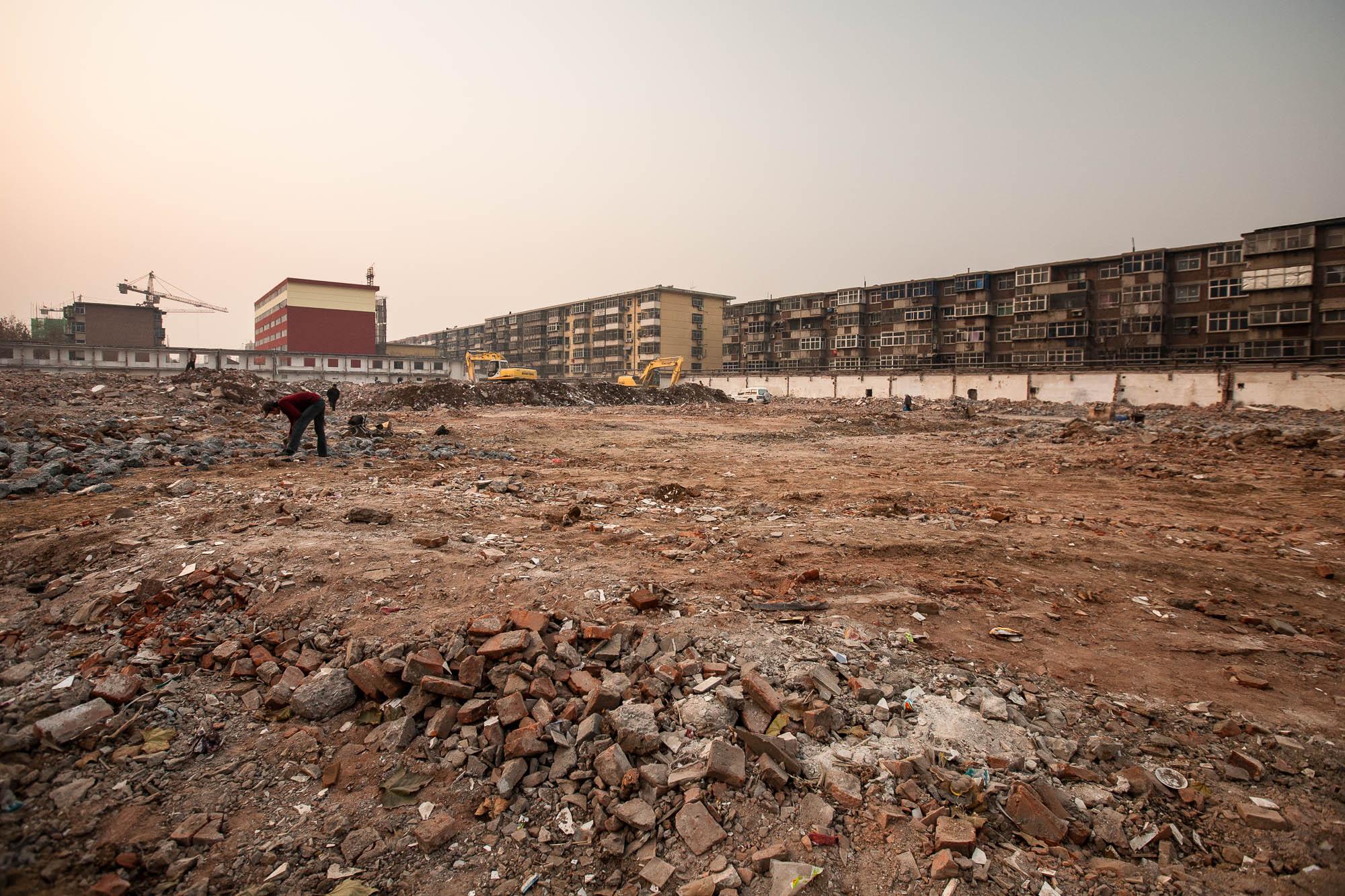 construction in Shijiazhuang