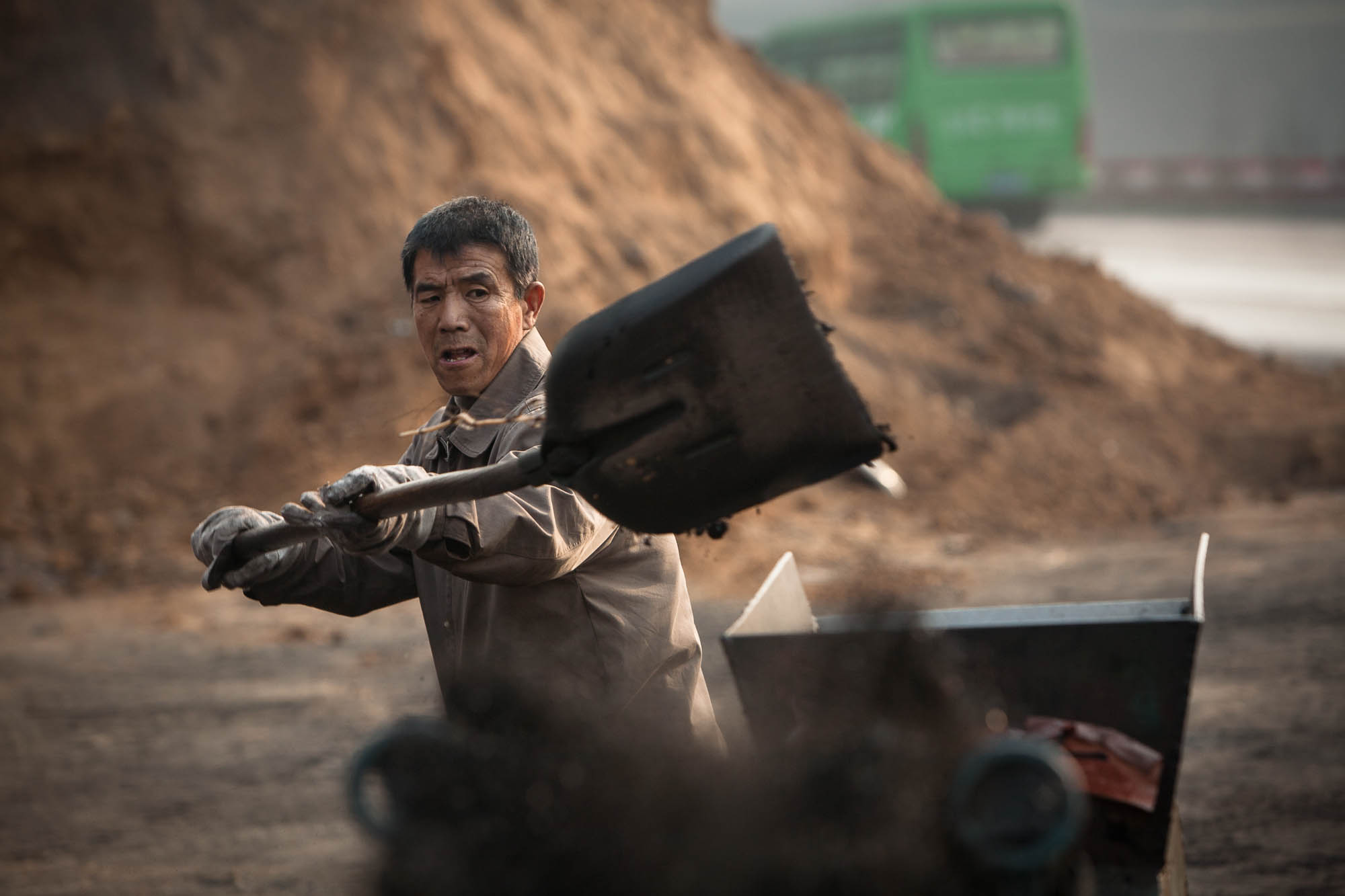 coal work