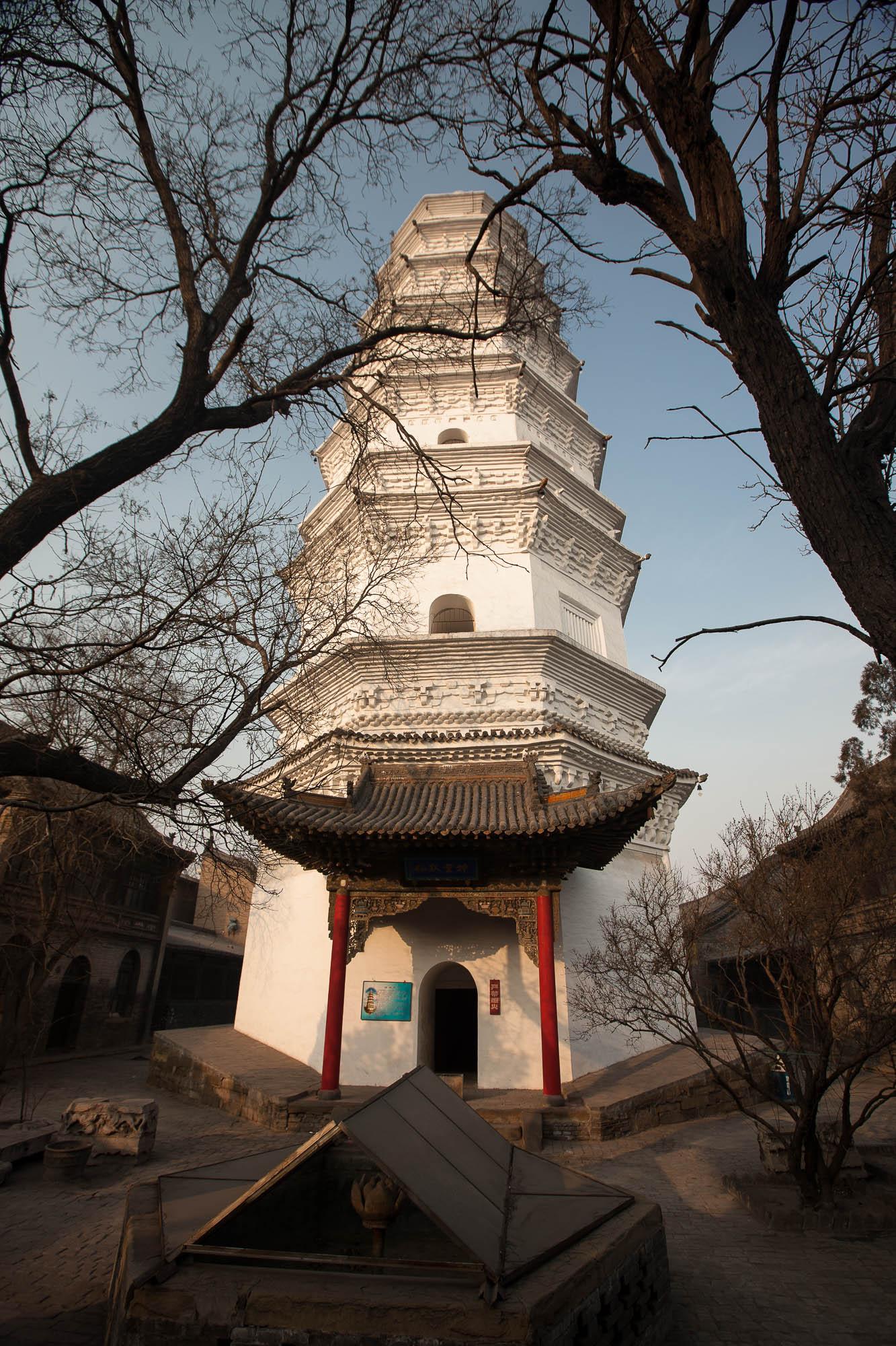 White Pagoda of Taigu