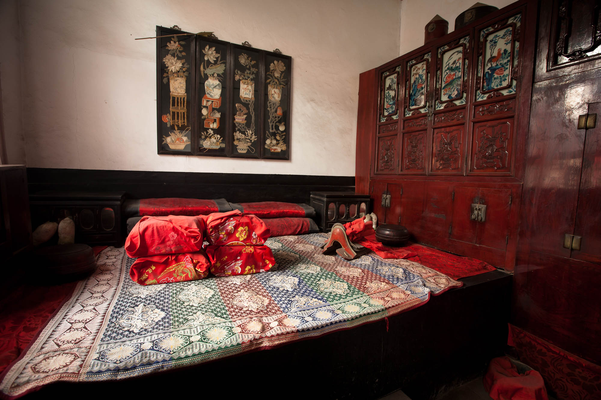 Qiao Family Mansion room