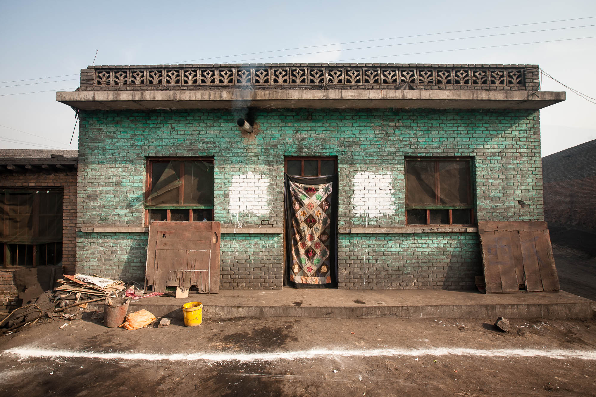 house in Shanxi