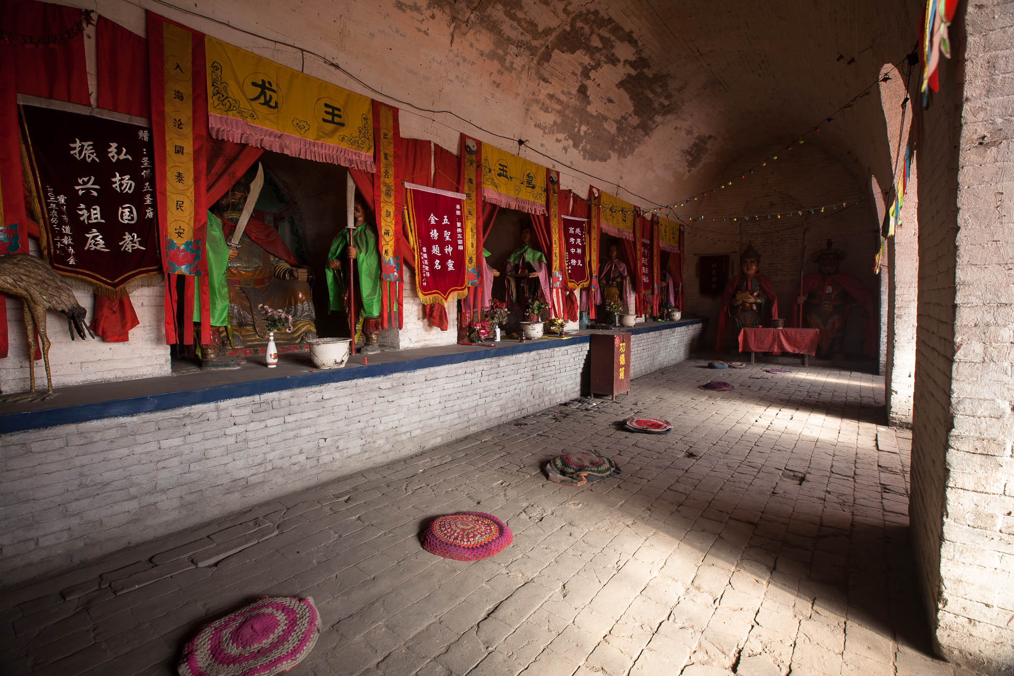 daoist temple in Shanxi