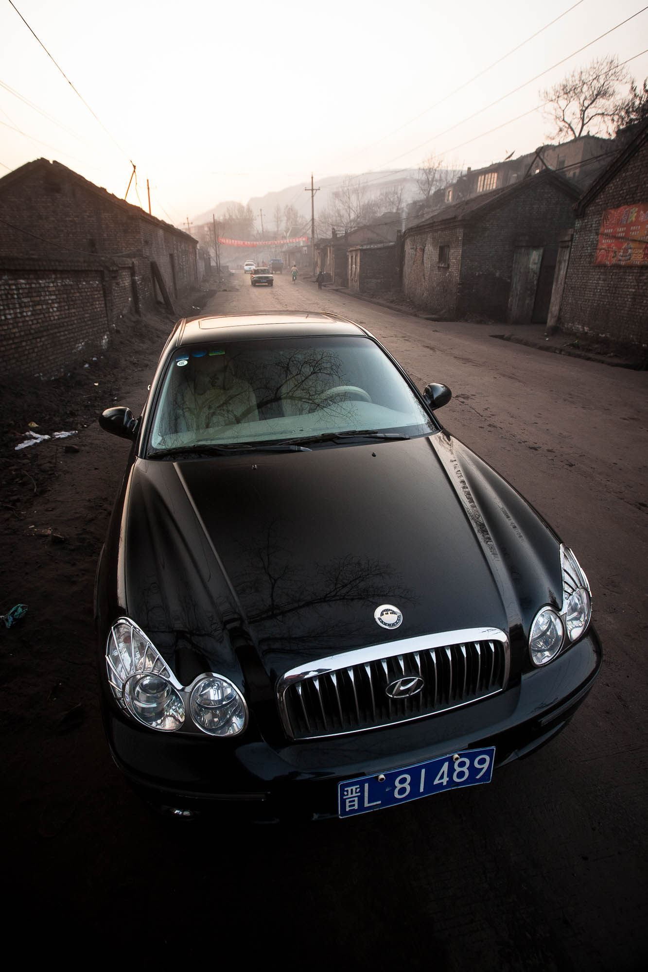 limousine in Shanxi