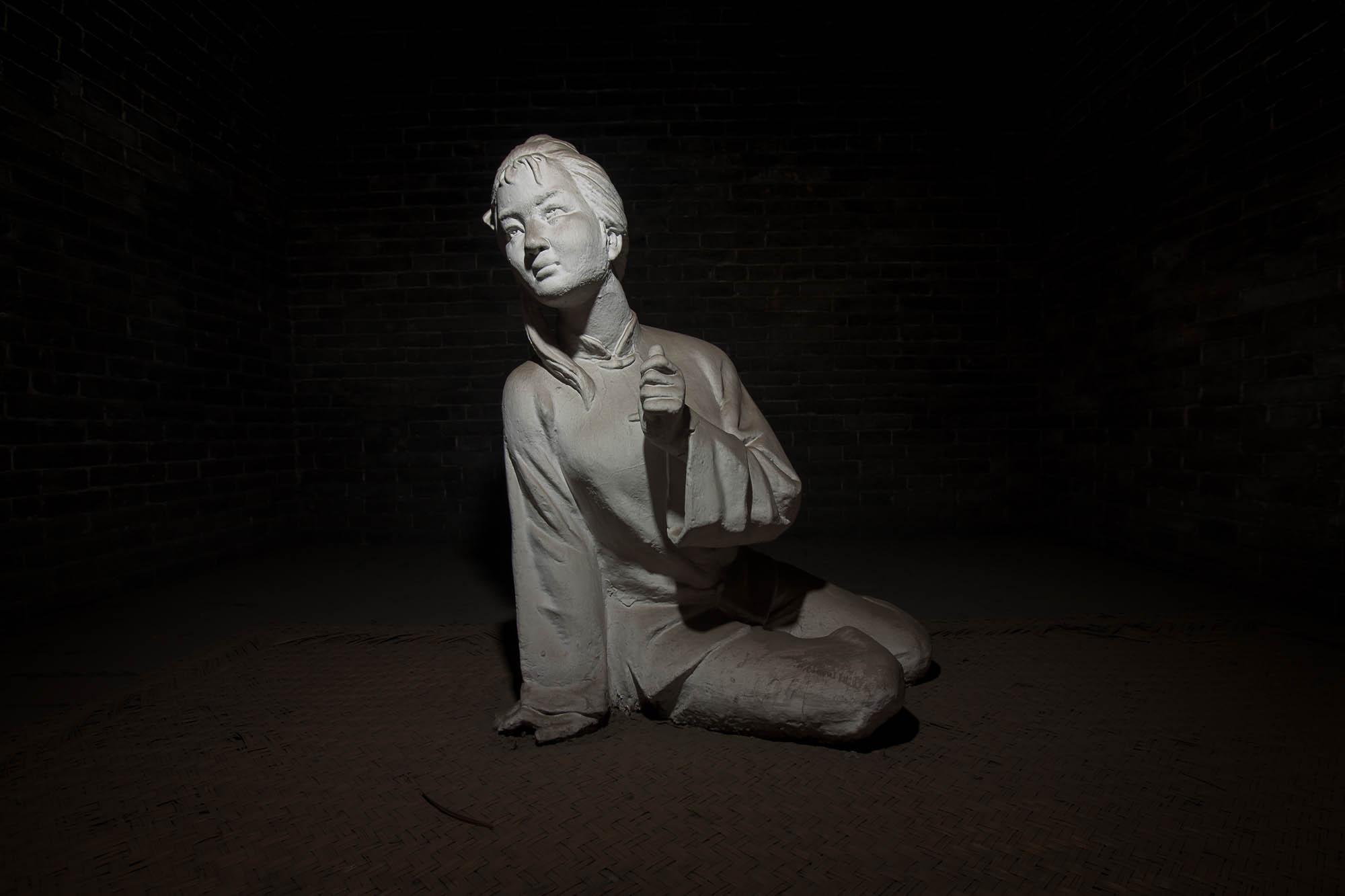Susan statue