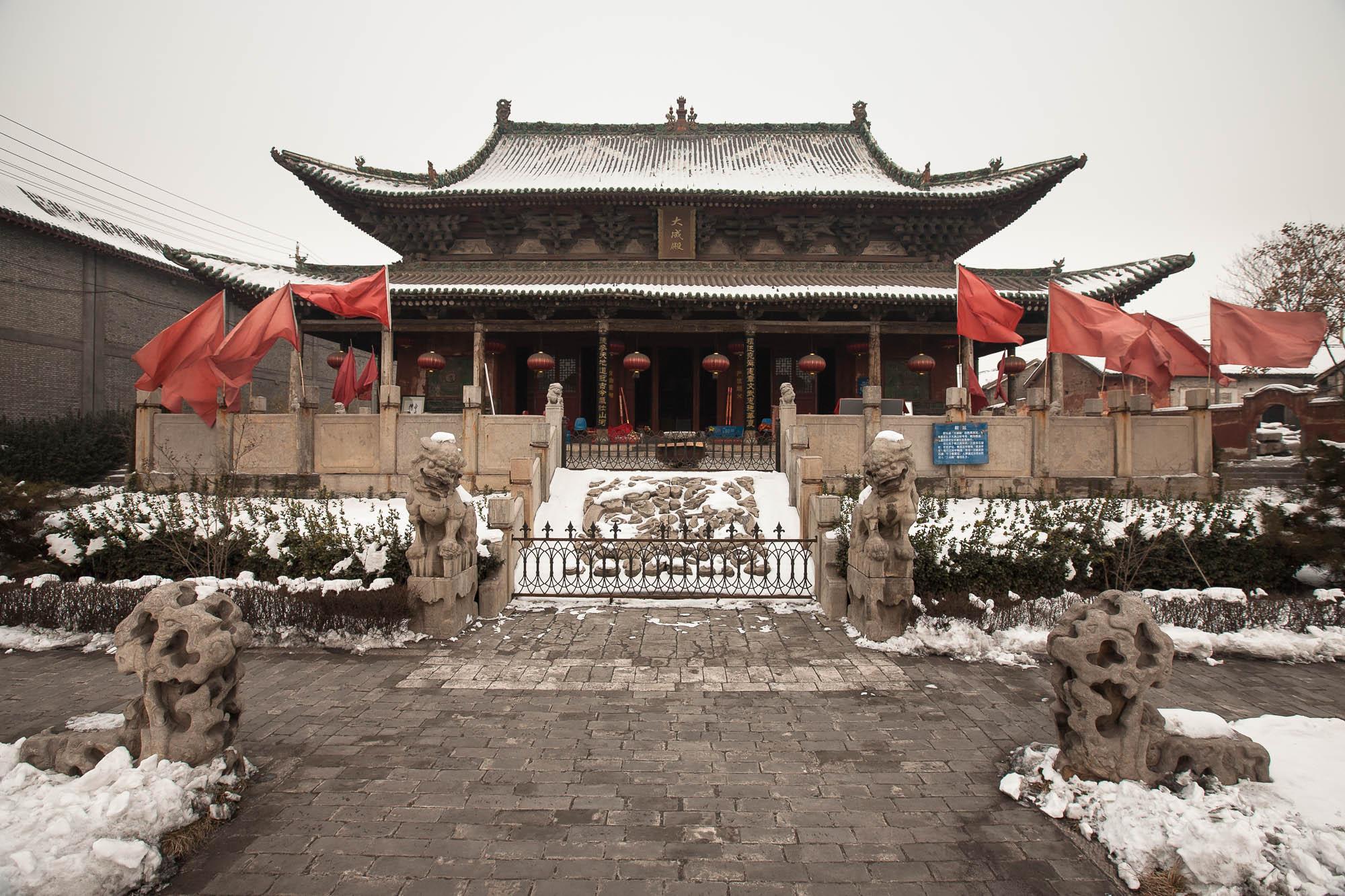 Jiangzhouwen Temple