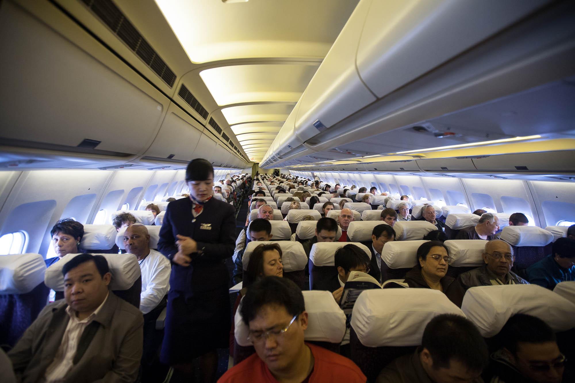 flight to Xianyang