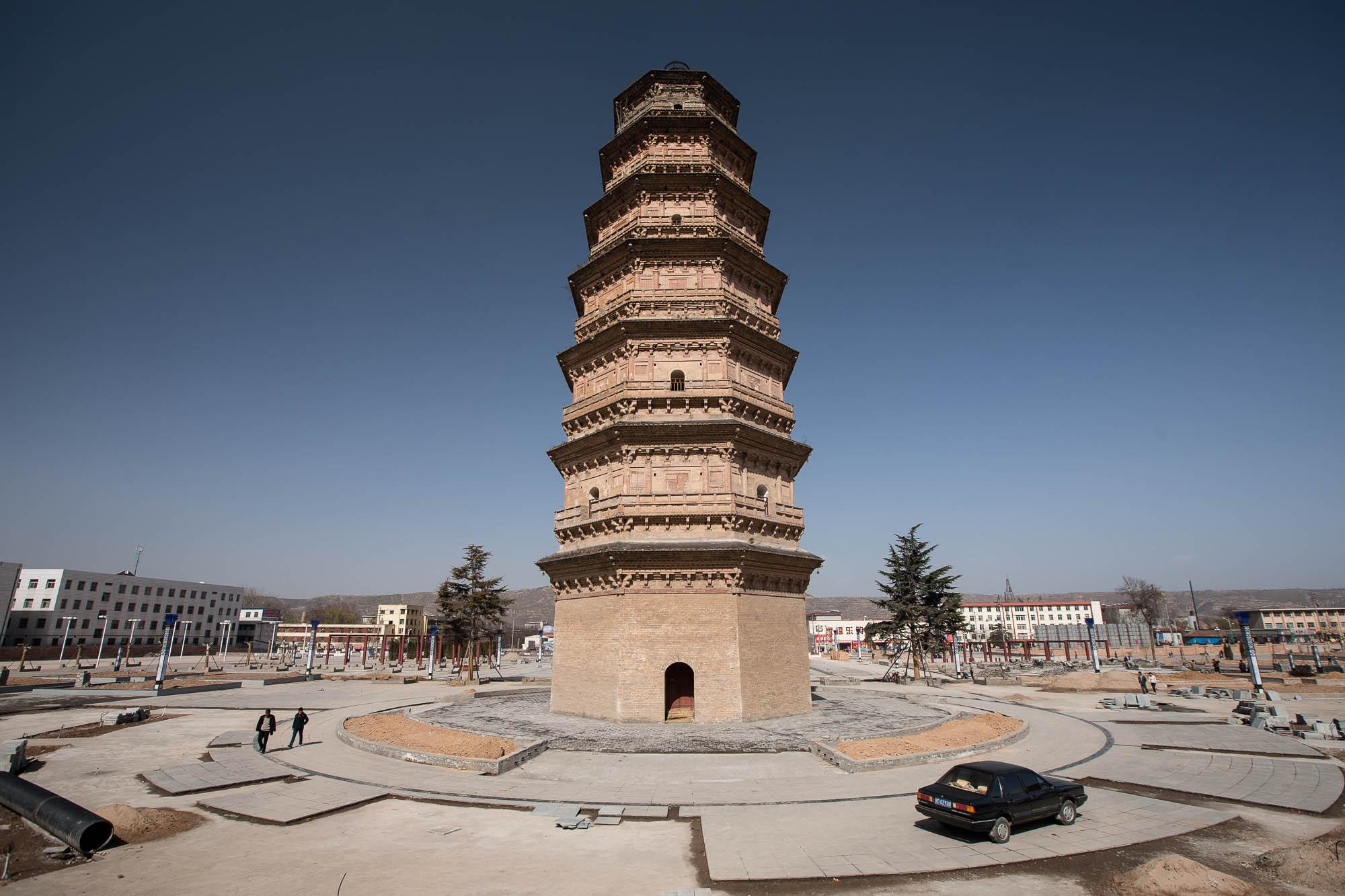 Bin Pagoda