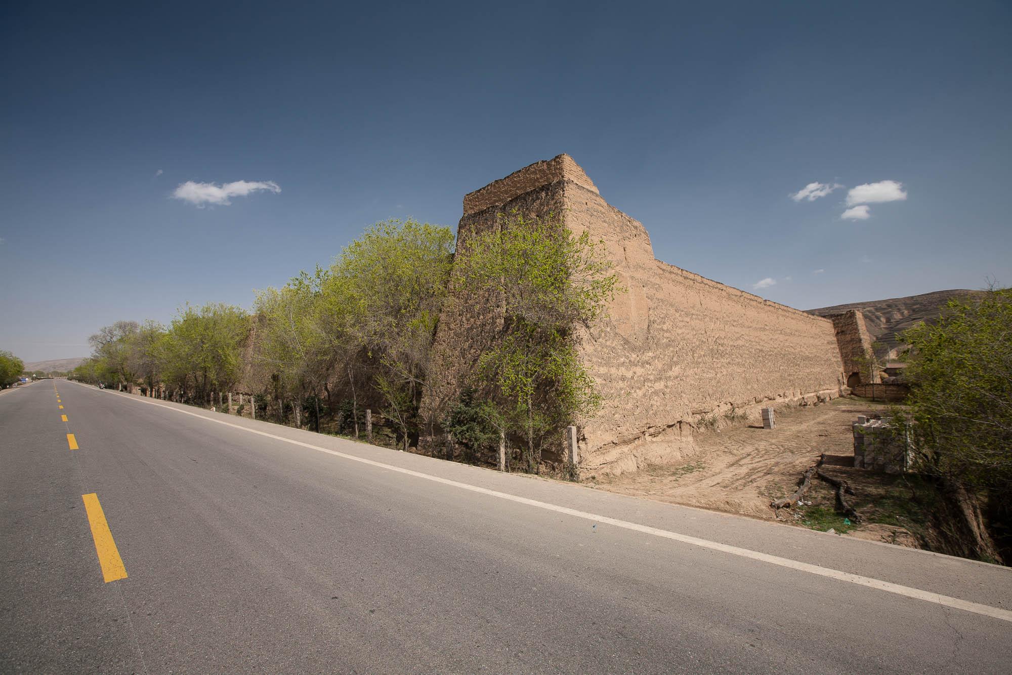 roadside fortress