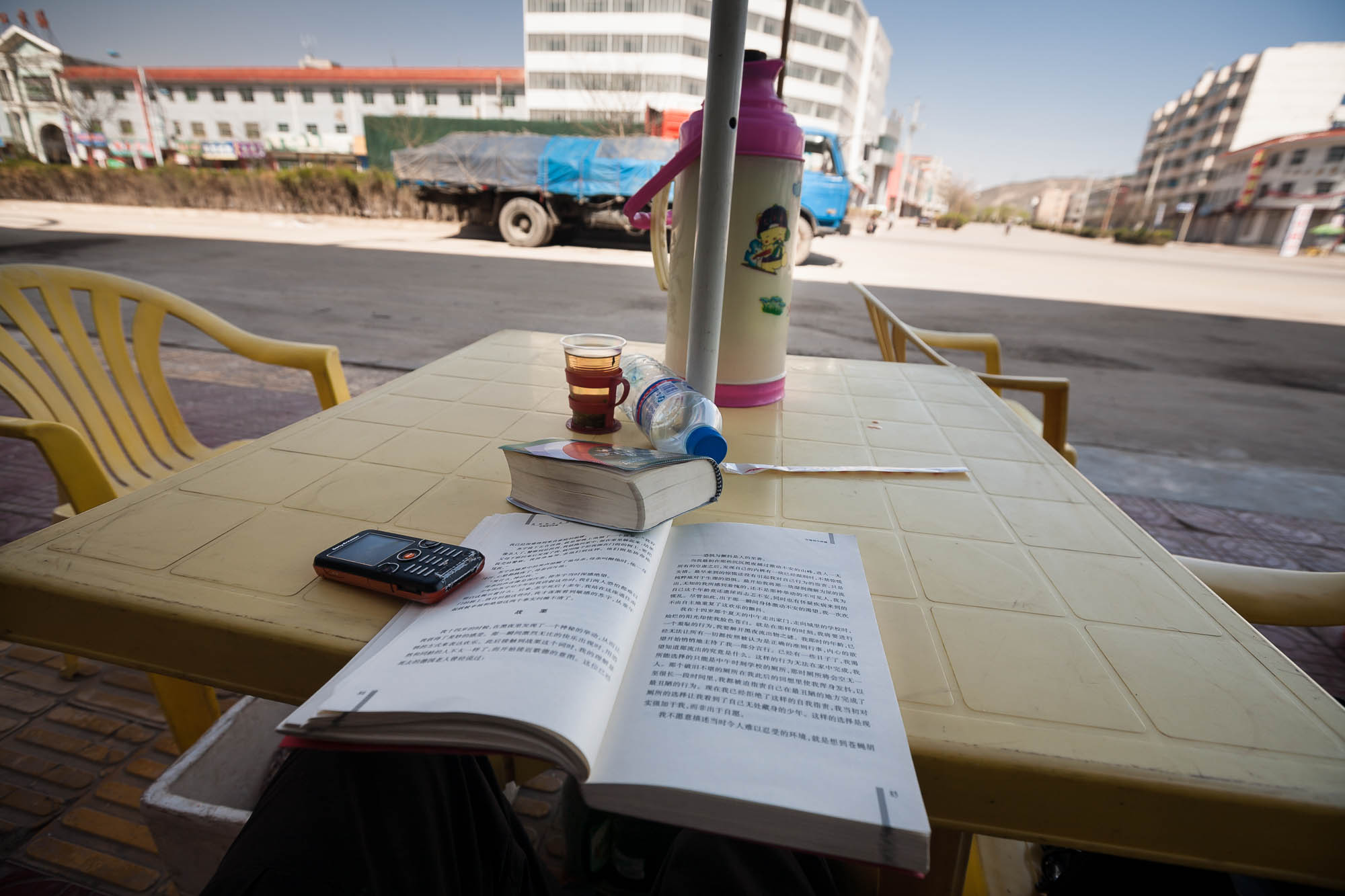 tea and literature