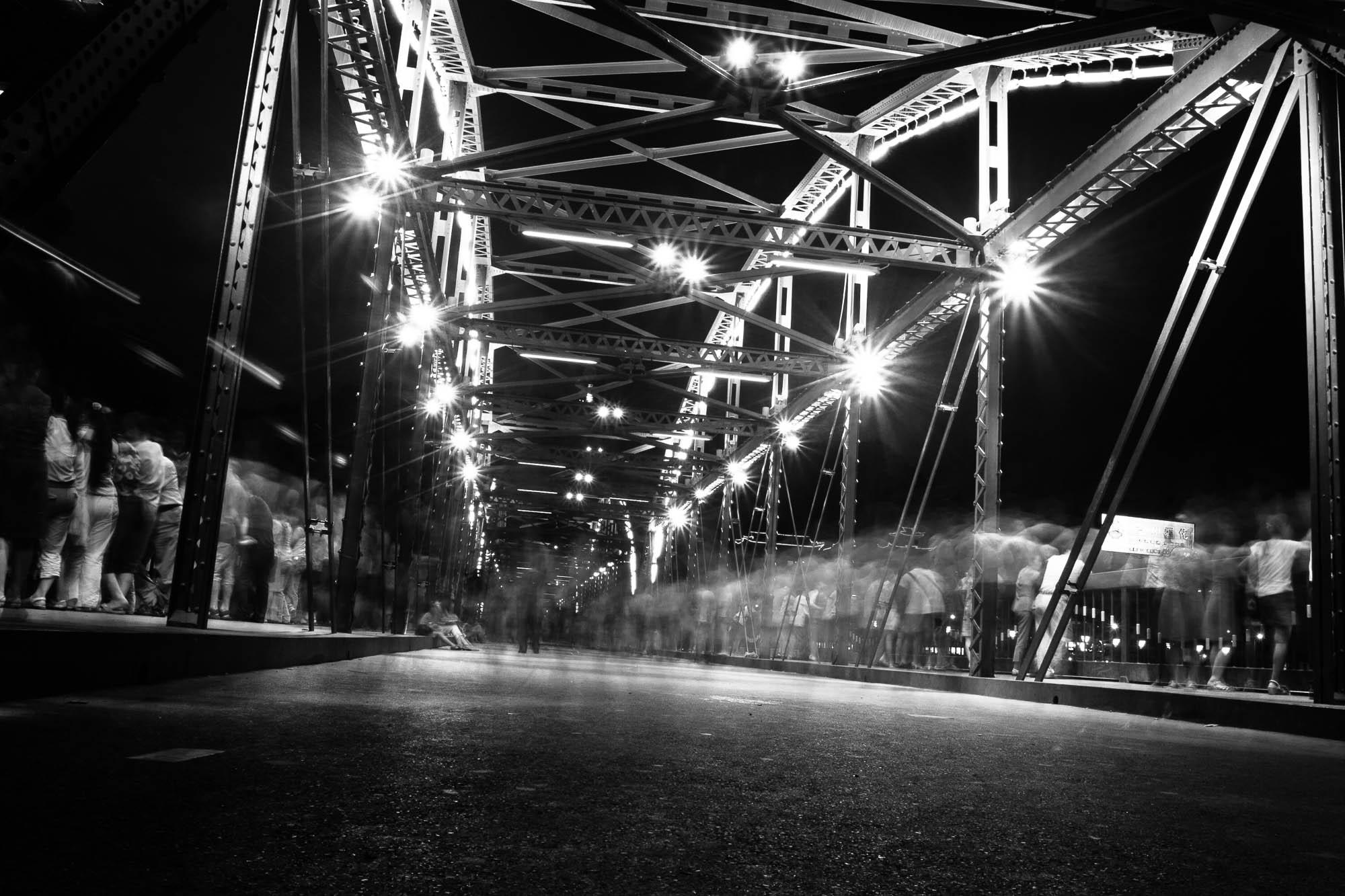 Zhongshan Bridge 2006