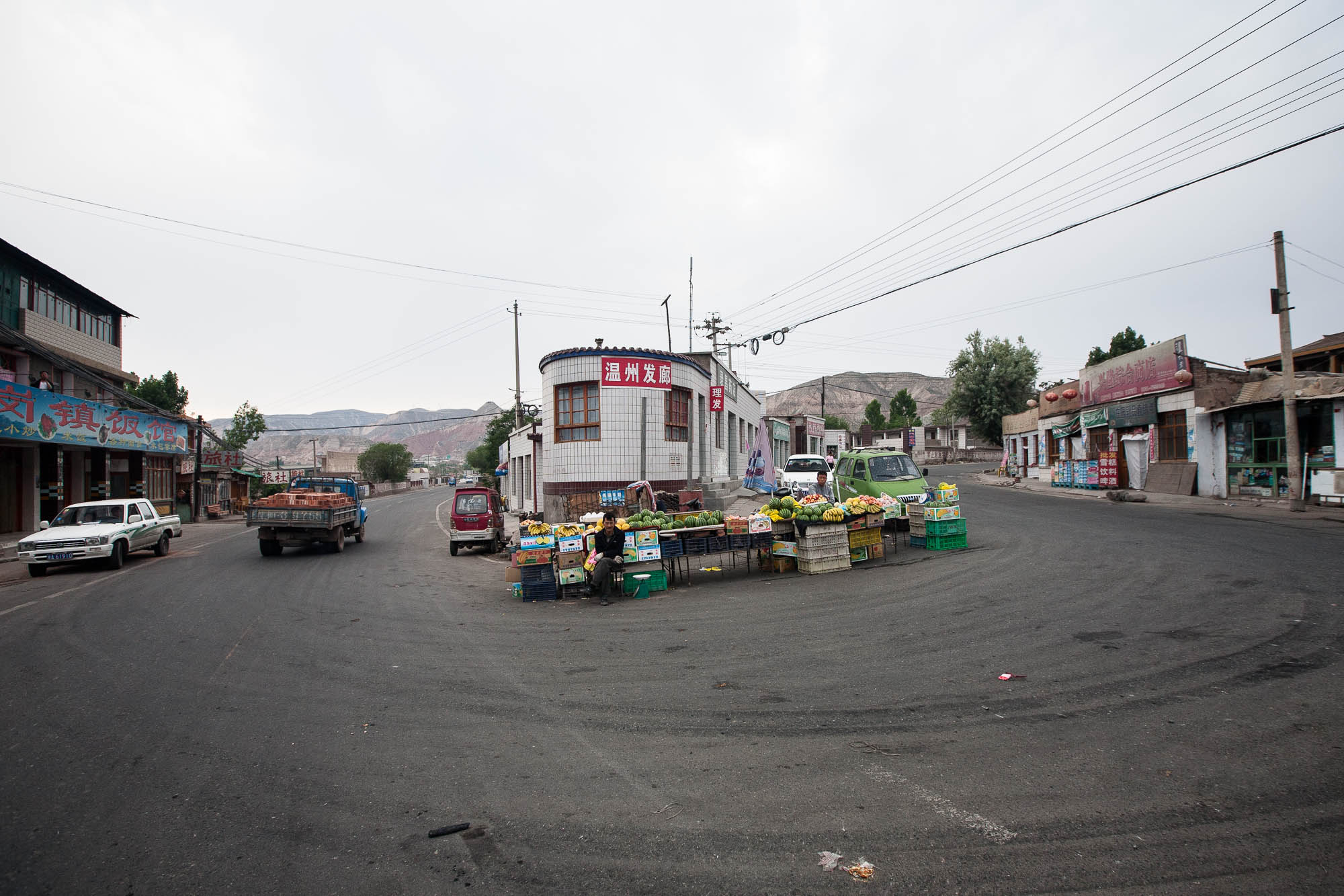 left to Tibet, right to Xinjiang