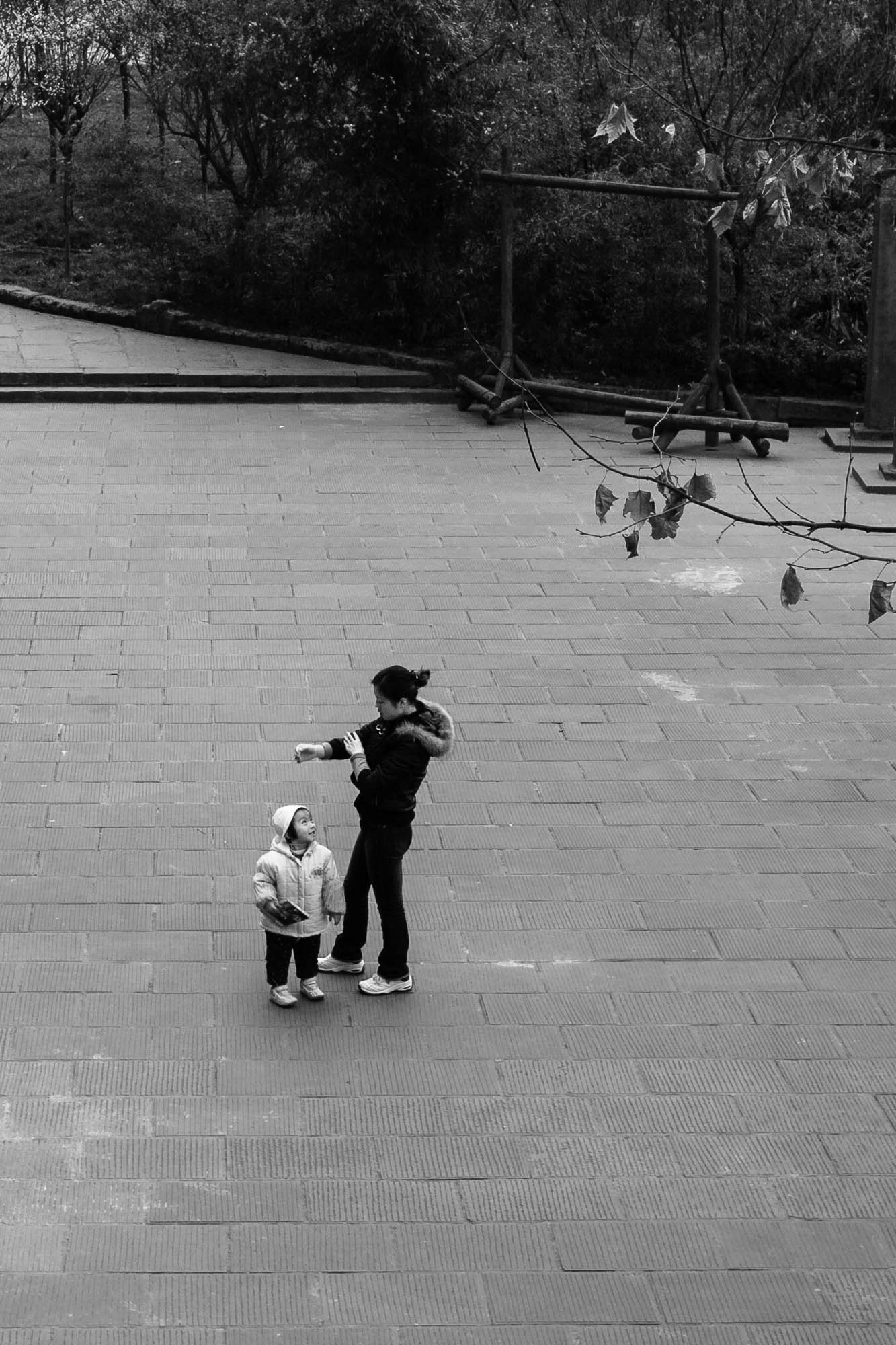Sichuan 2006 child