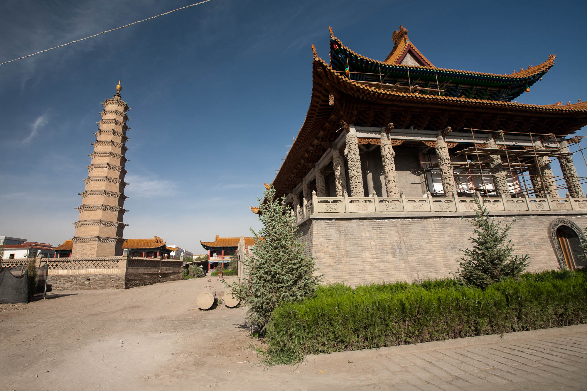 Luoshi Temple