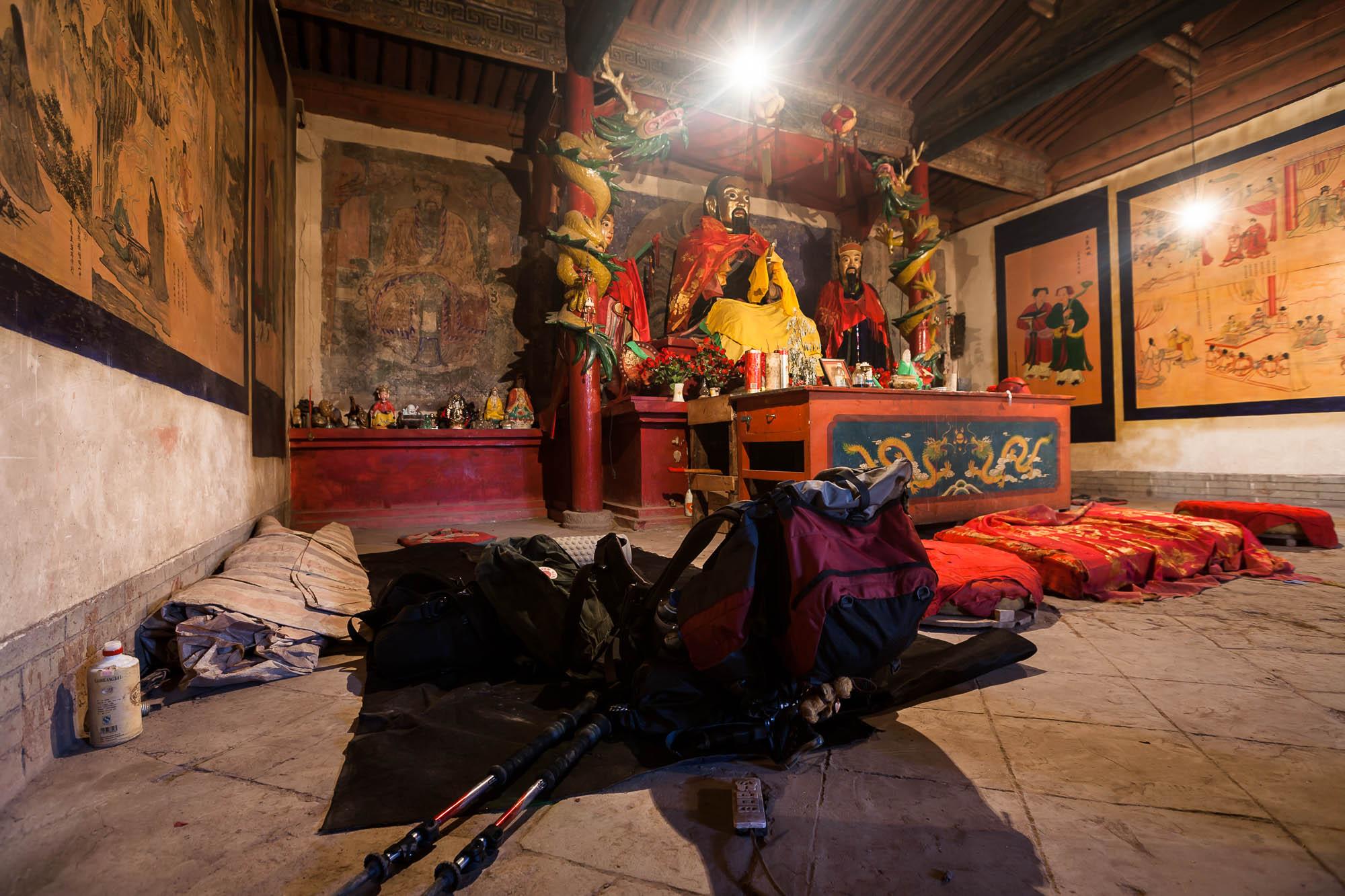 daoist temple hall