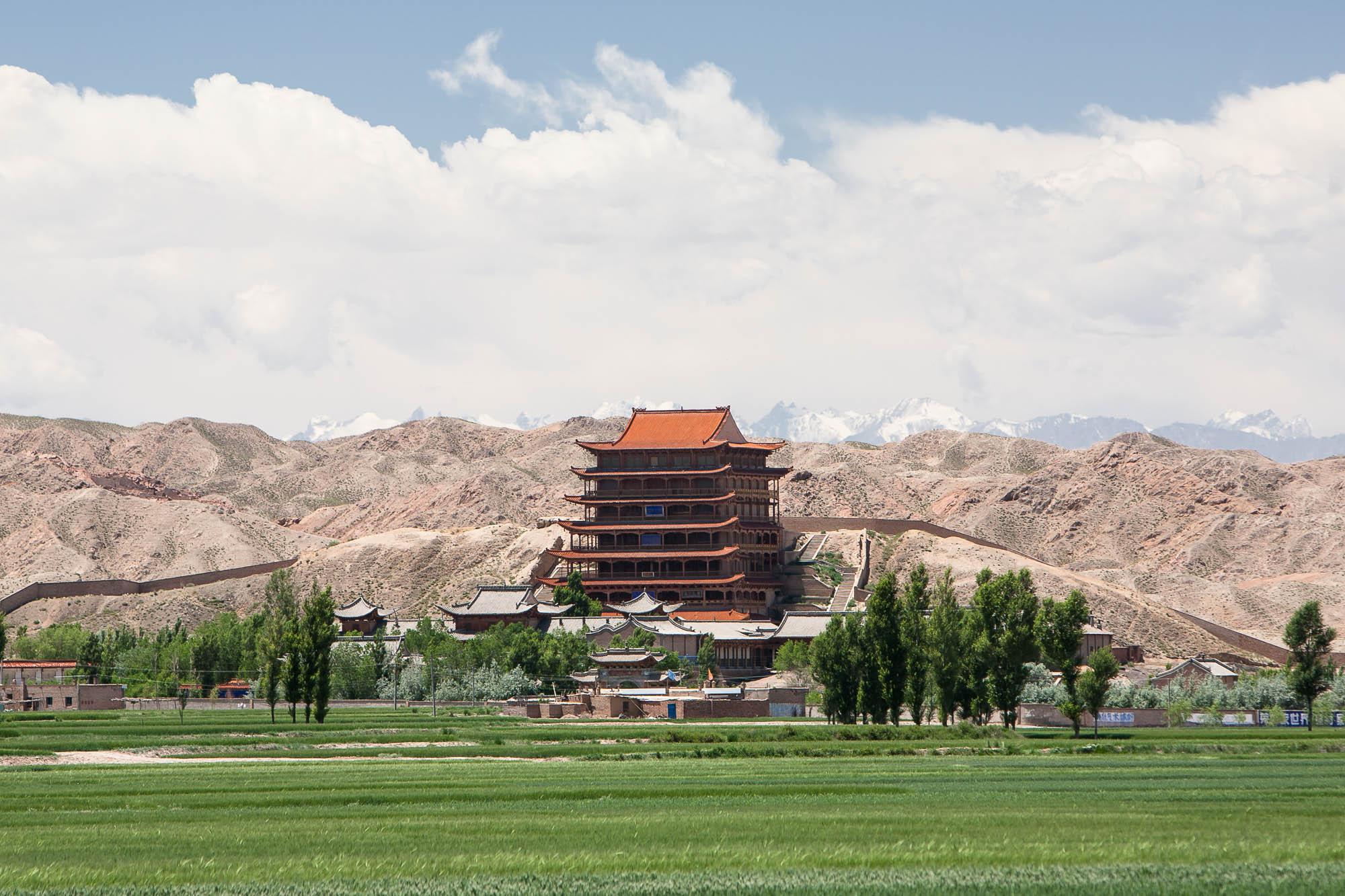 Budda Temple