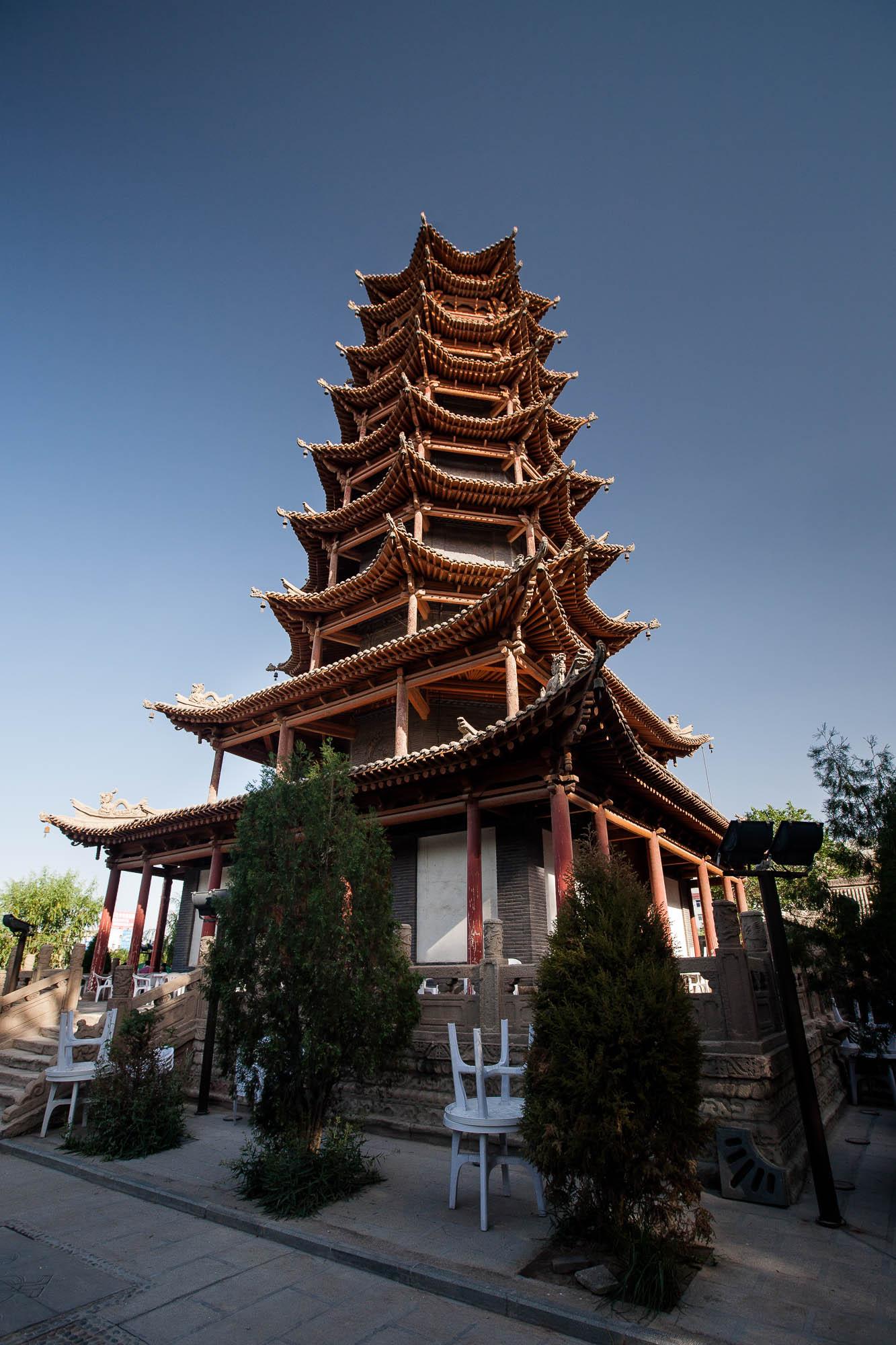 Wooden Pagoda
