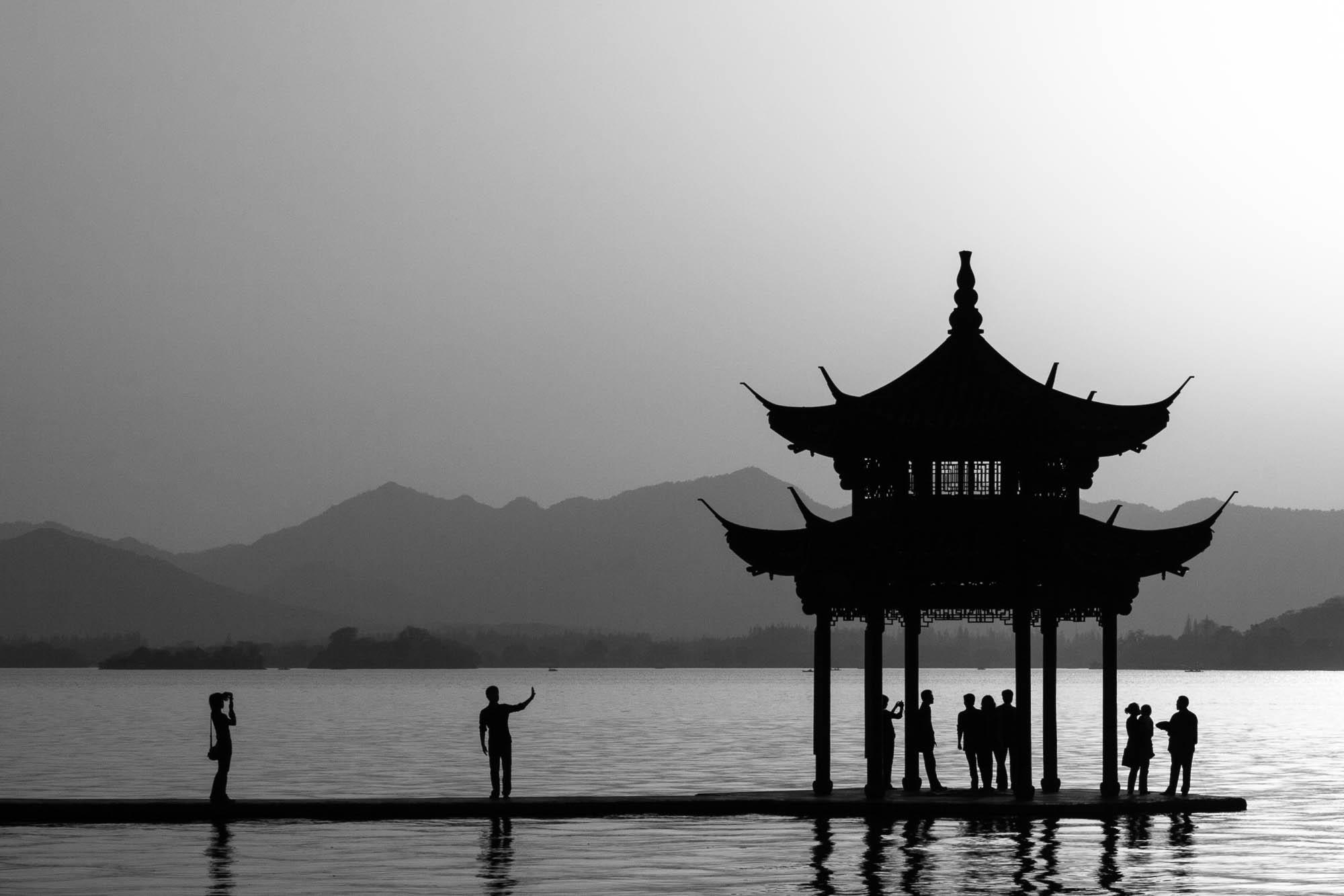 Hangzhou in 2006
