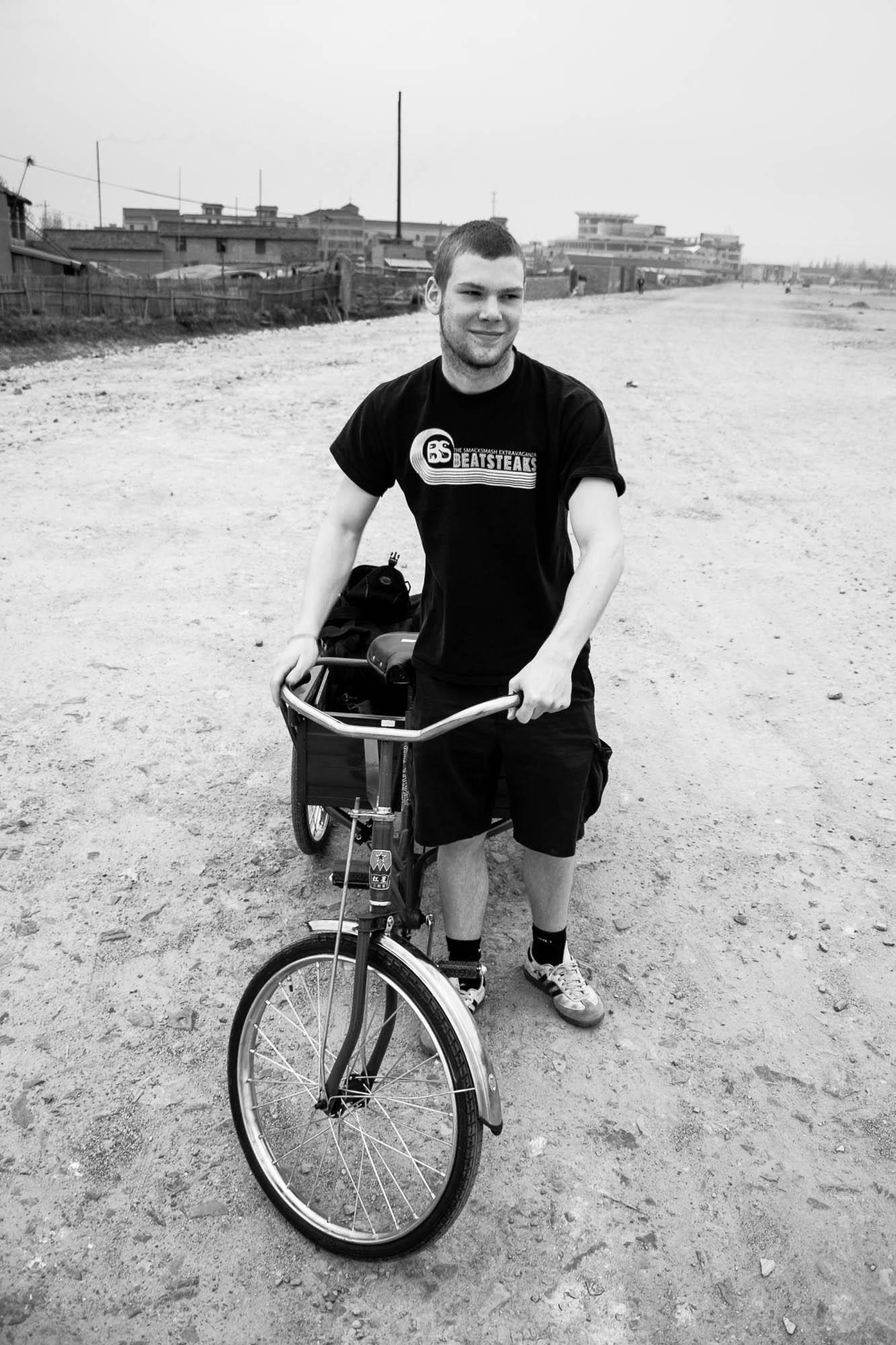 broken bike 2006