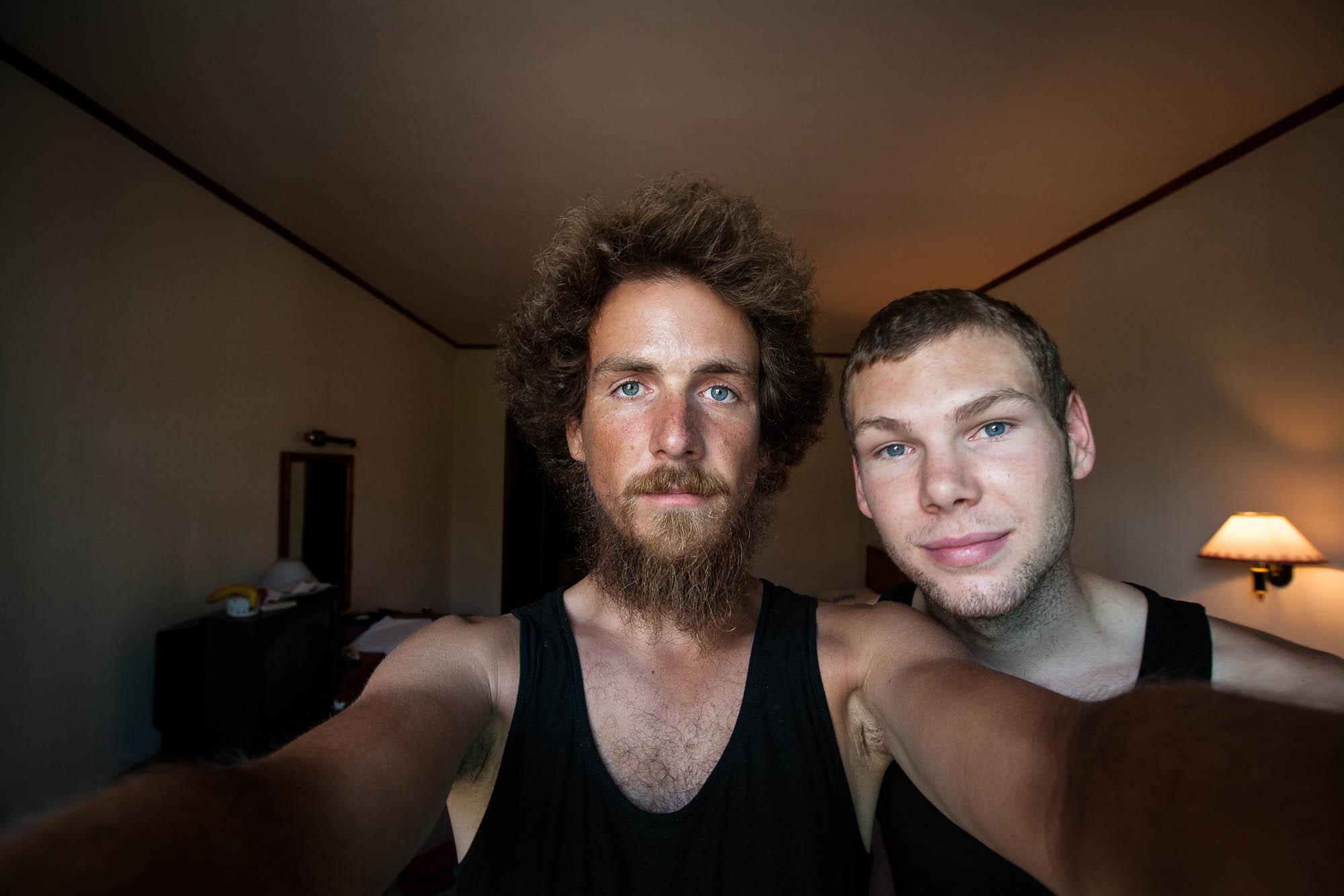 Robo and Chris