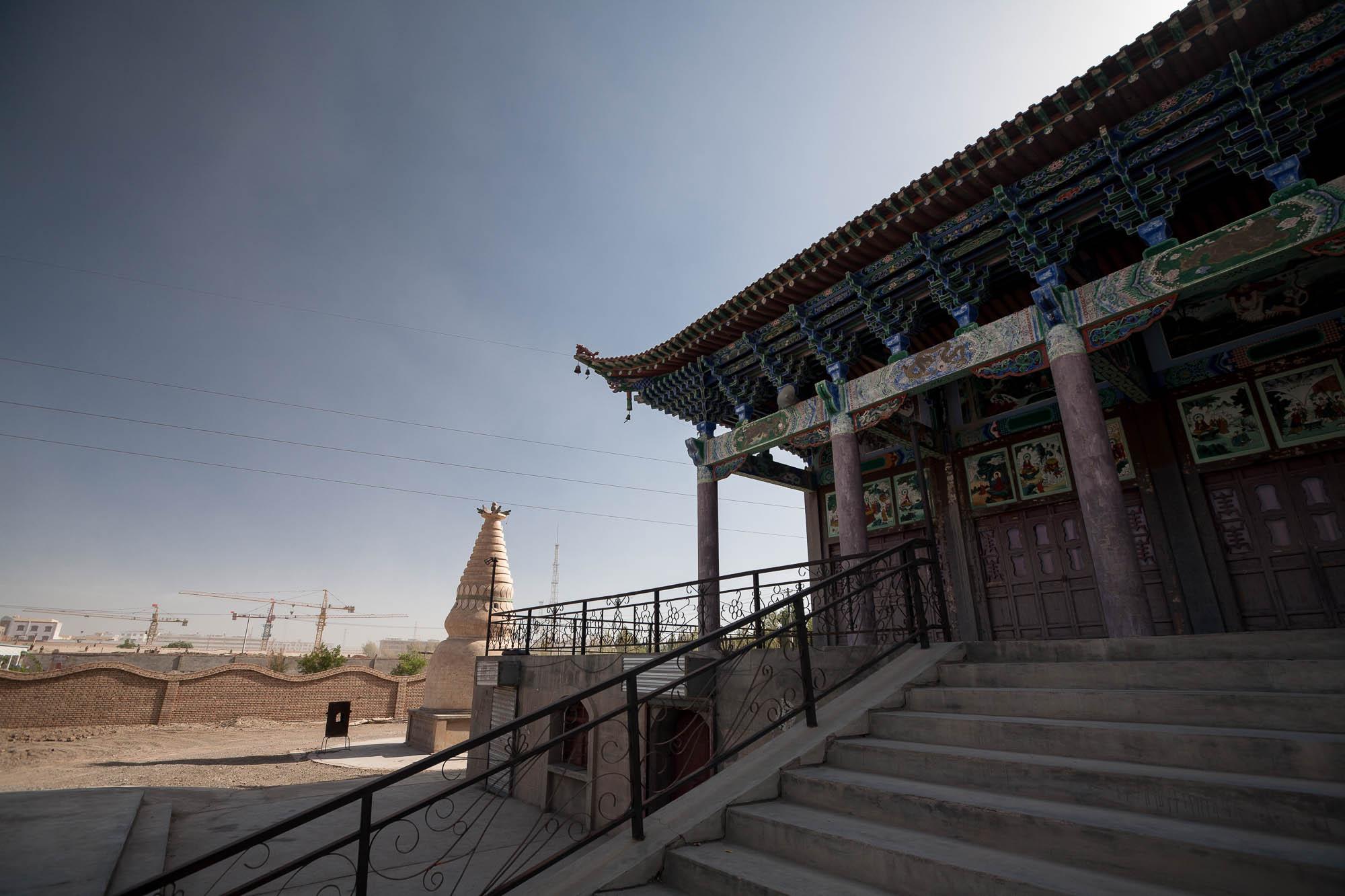 Buddha Temple of Anxi
