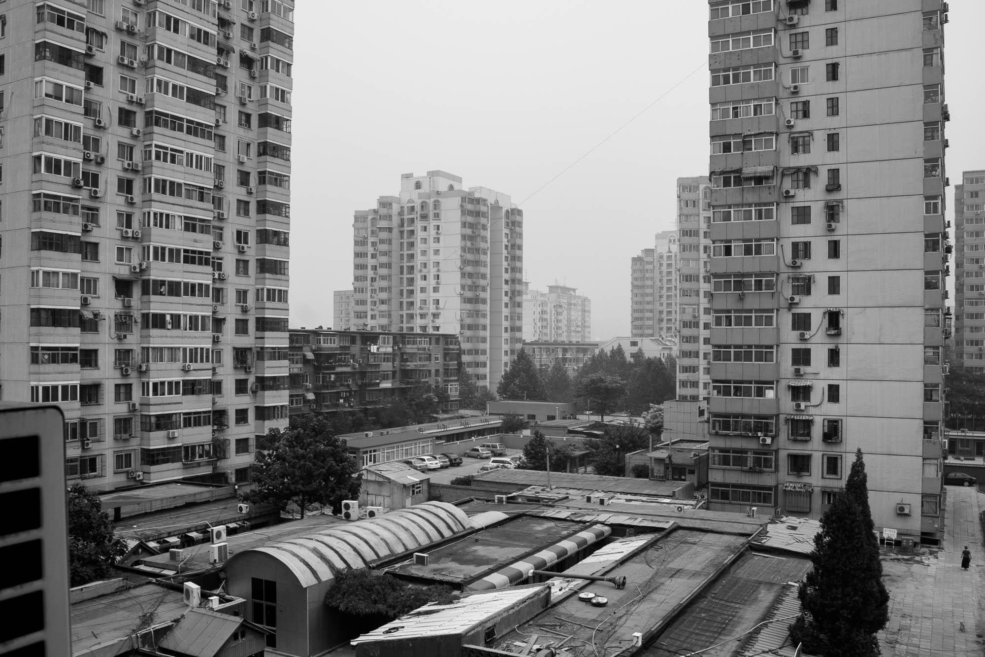 Beijing Film Academy in 2005