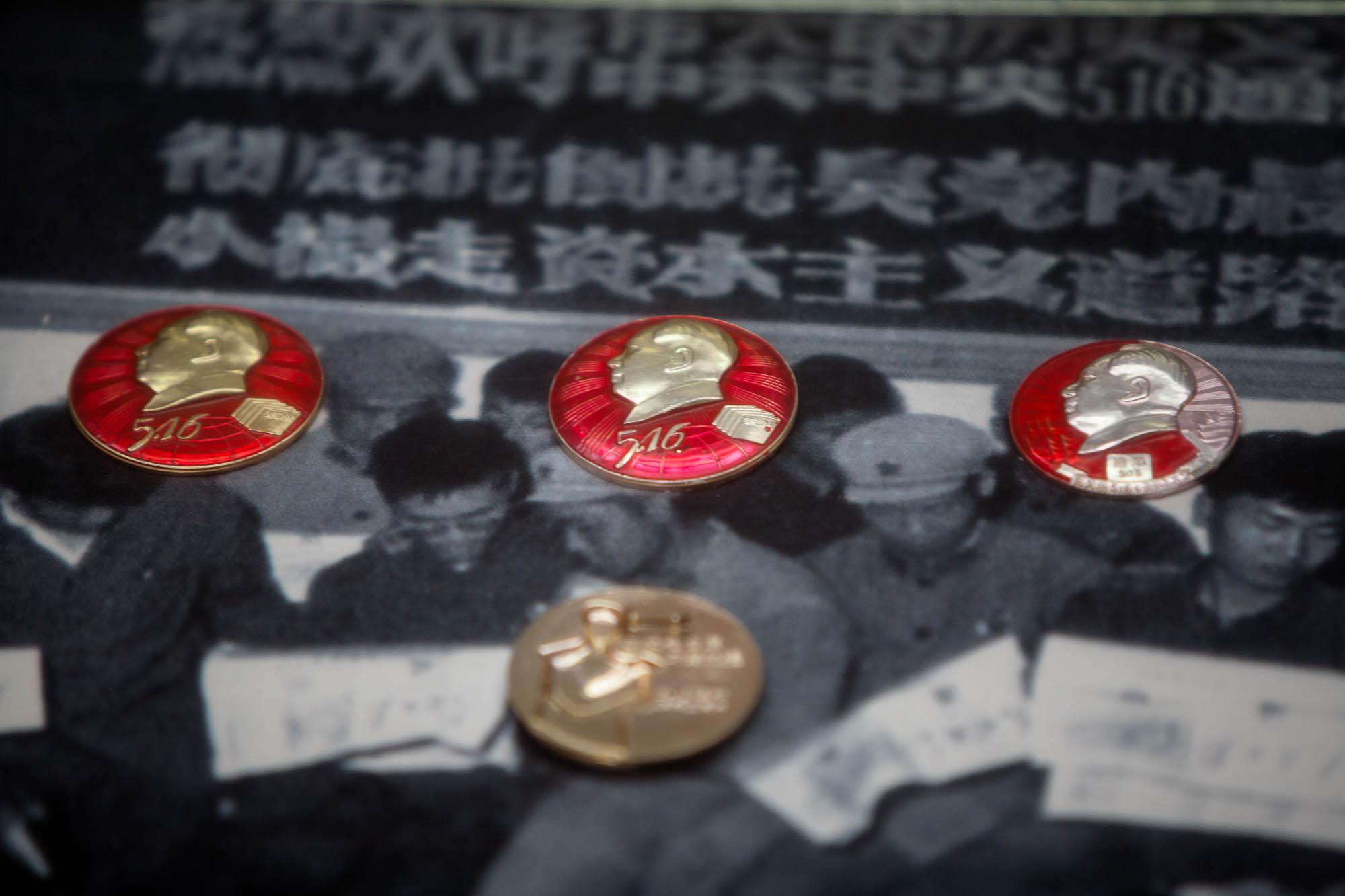 Mao pins