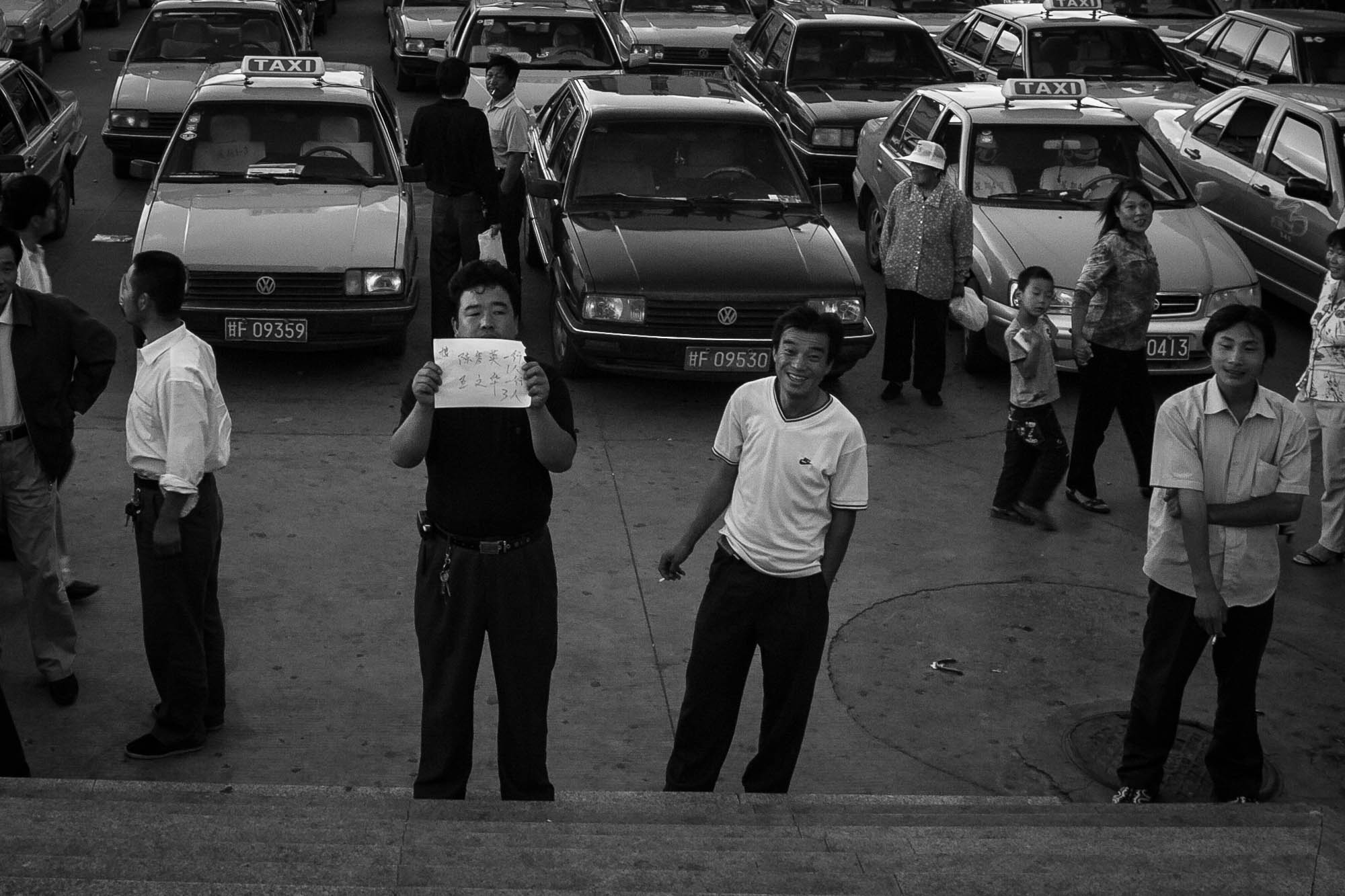 taxi drivers in 2006