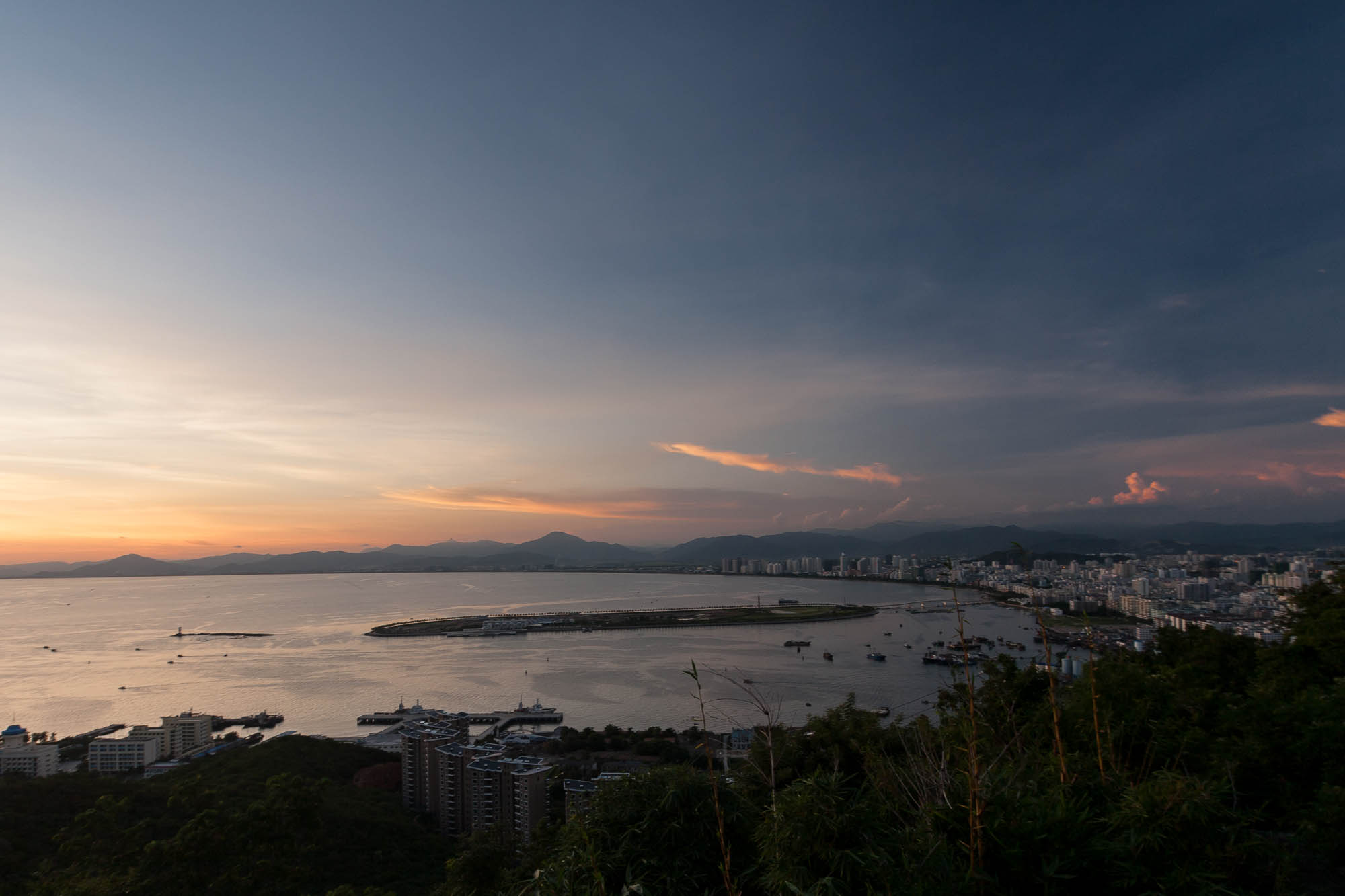 Sanya sunset
