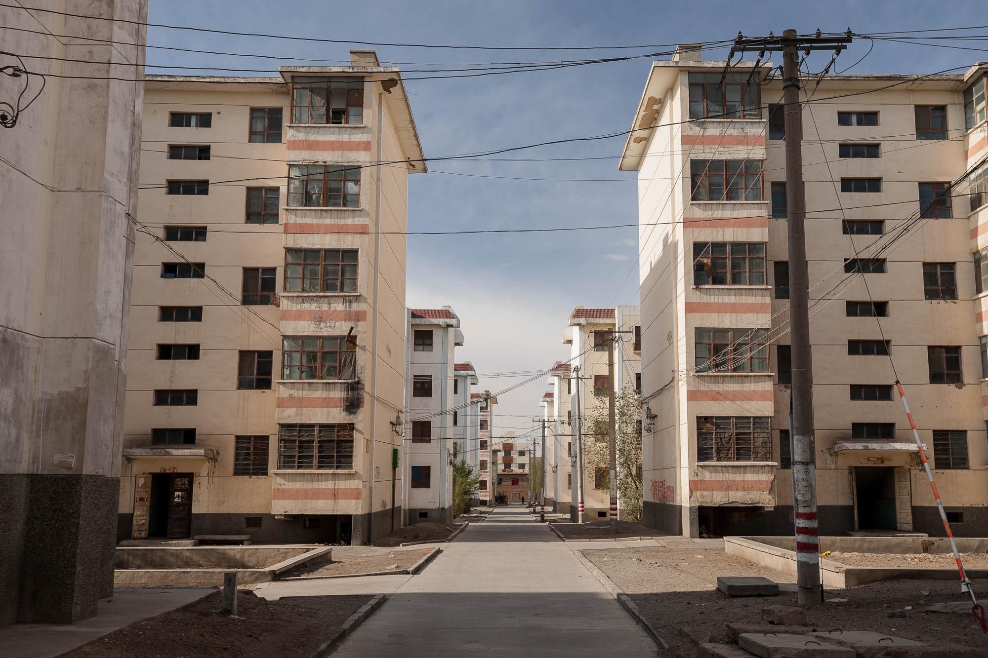 housing in Liuyuan