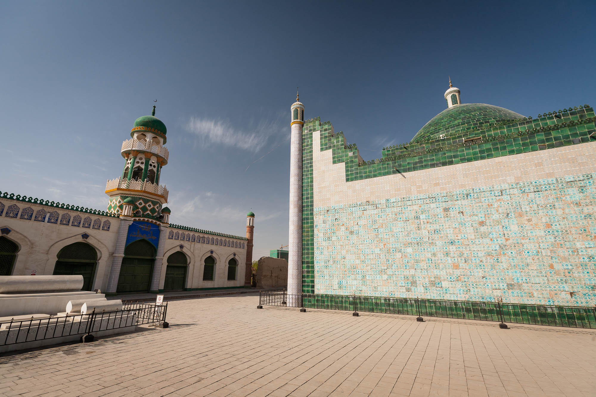 Hami Uyghur Royal family tomb