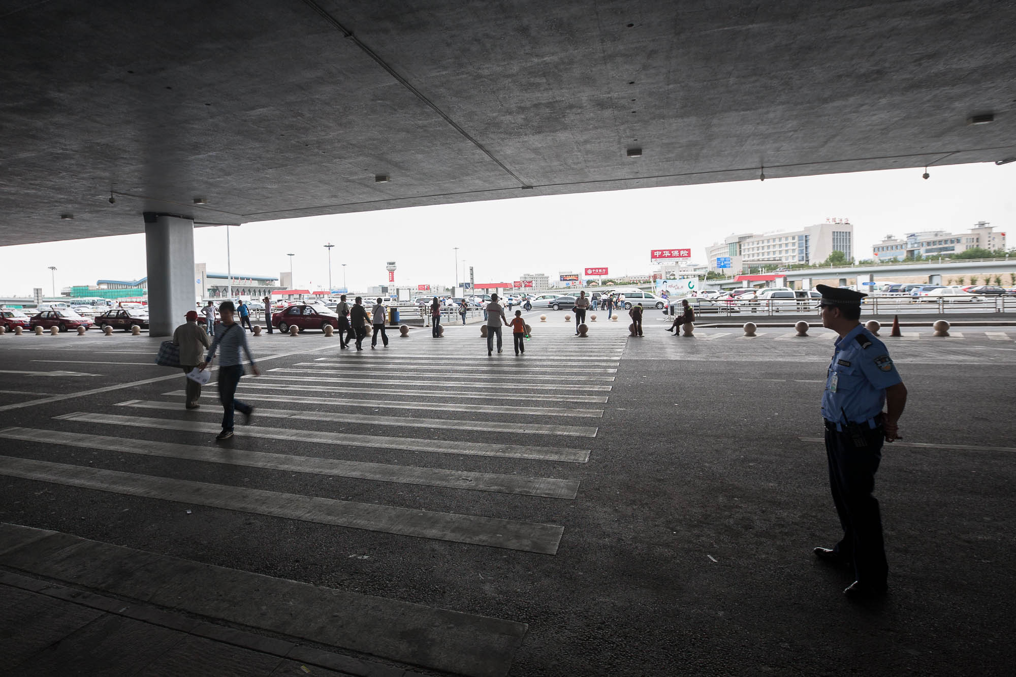 Ürümqi airport