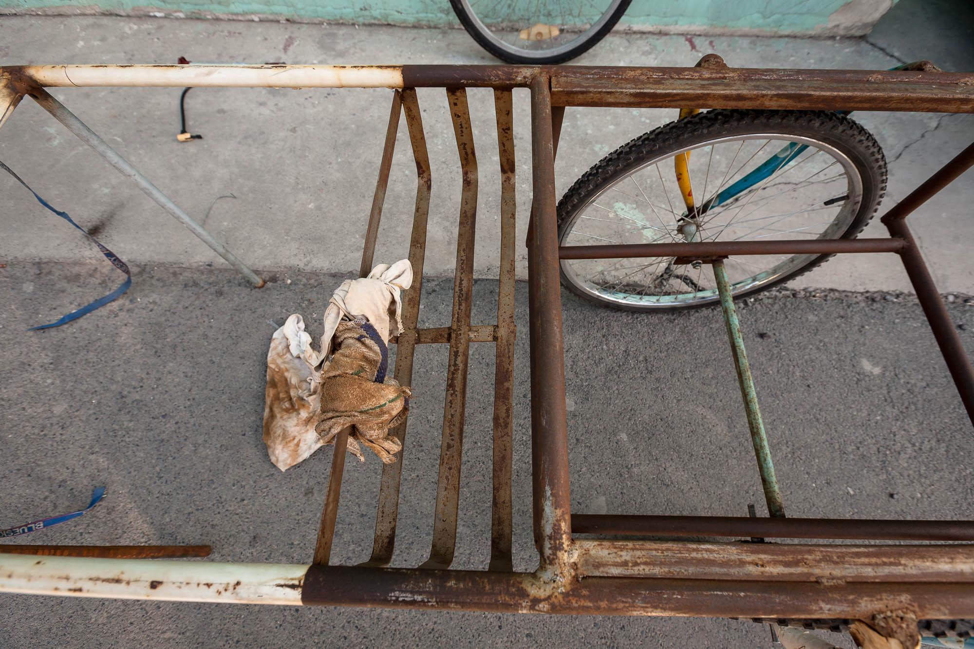 rusty Caboose
