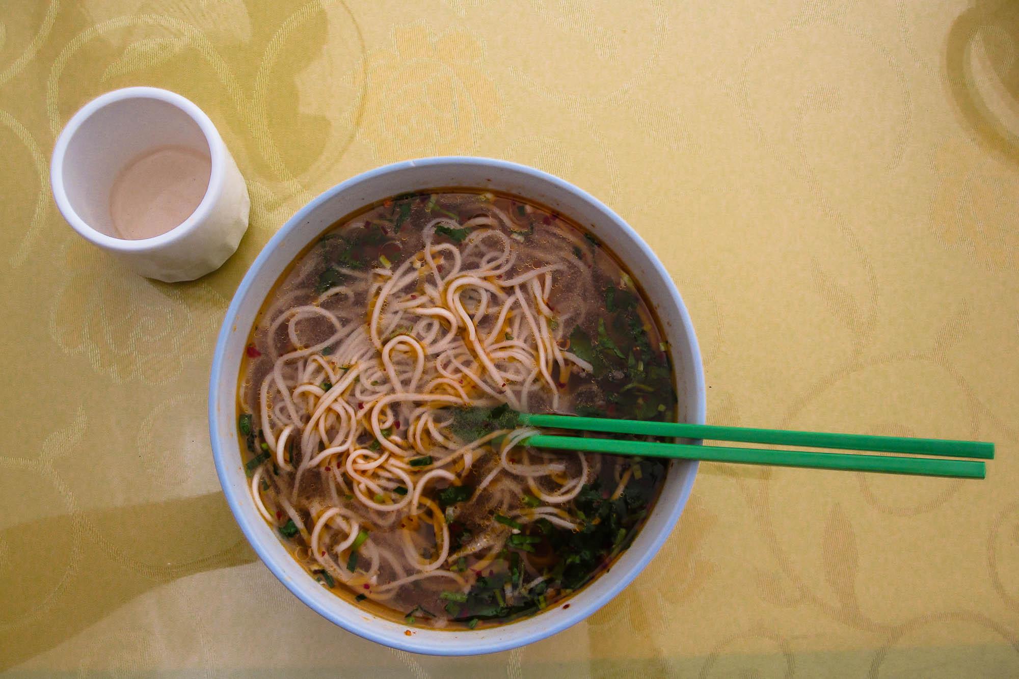 Lanzhou Lamian