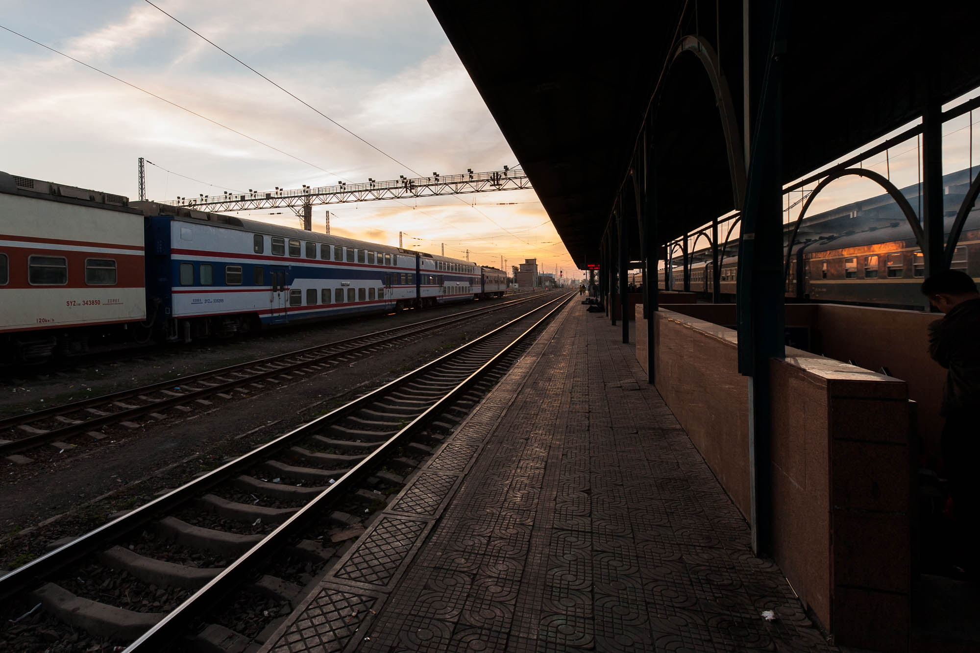 Ürümqi train station
