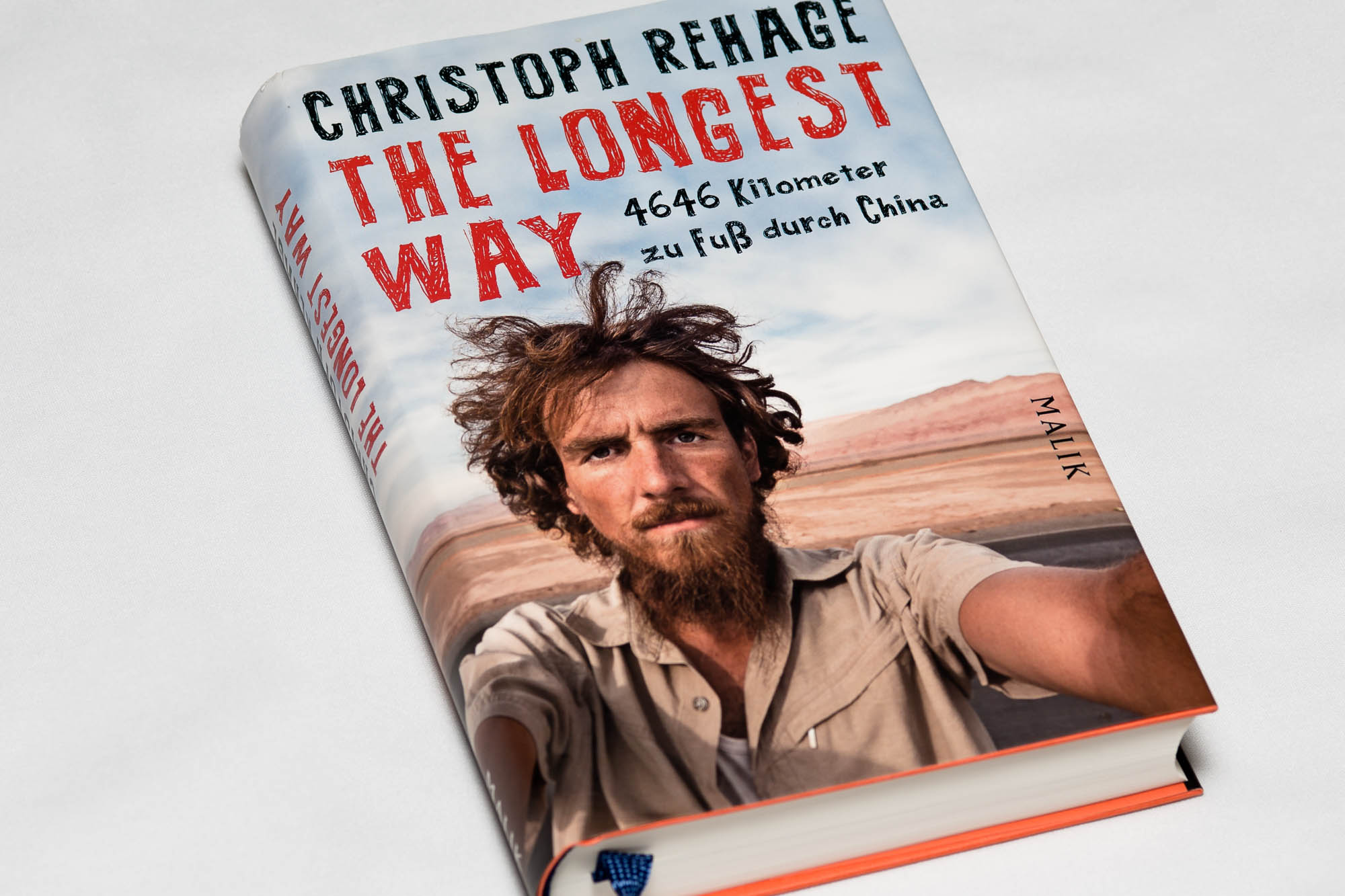 The Longest Way book
