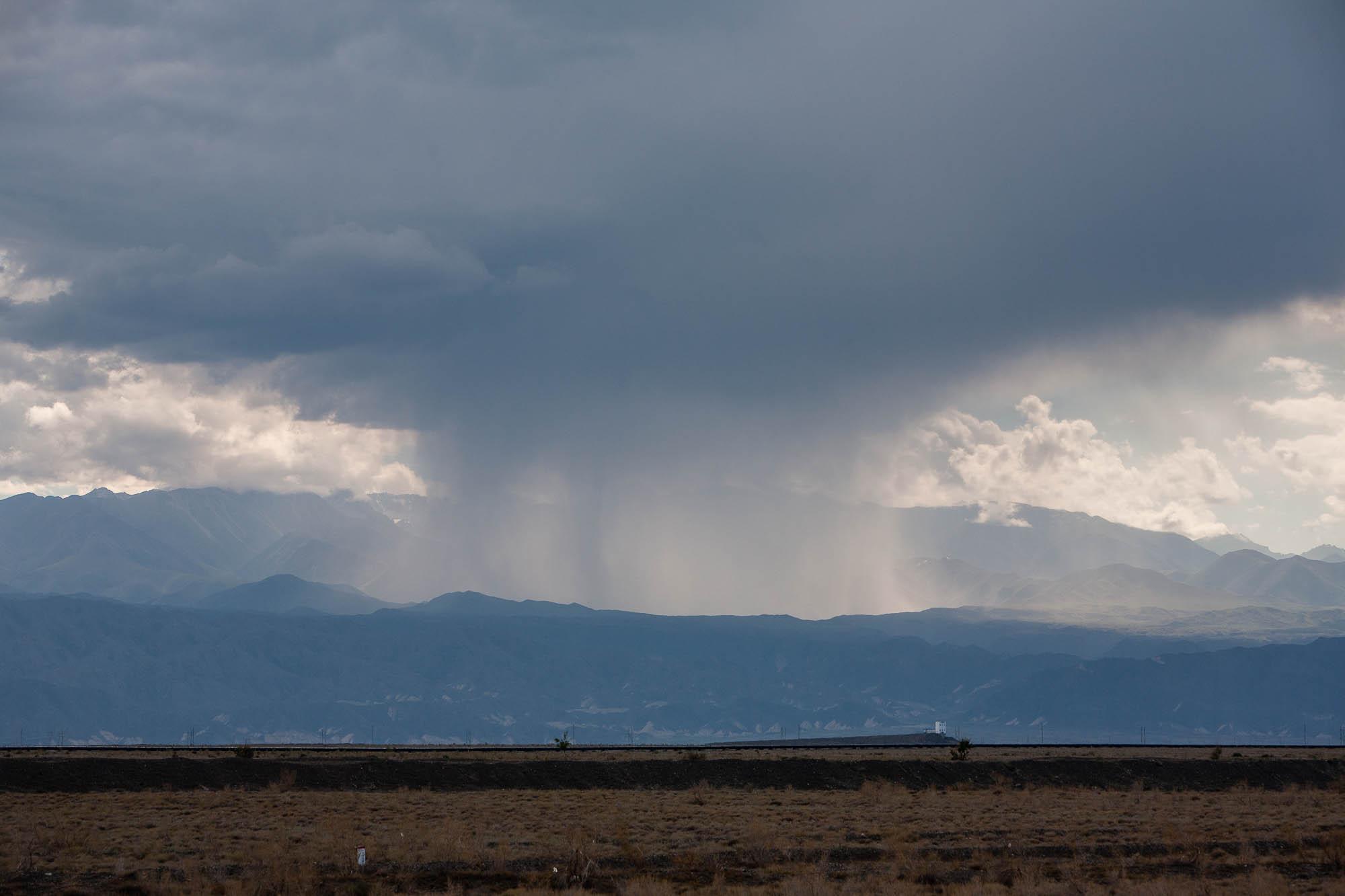 big fat rain cloud