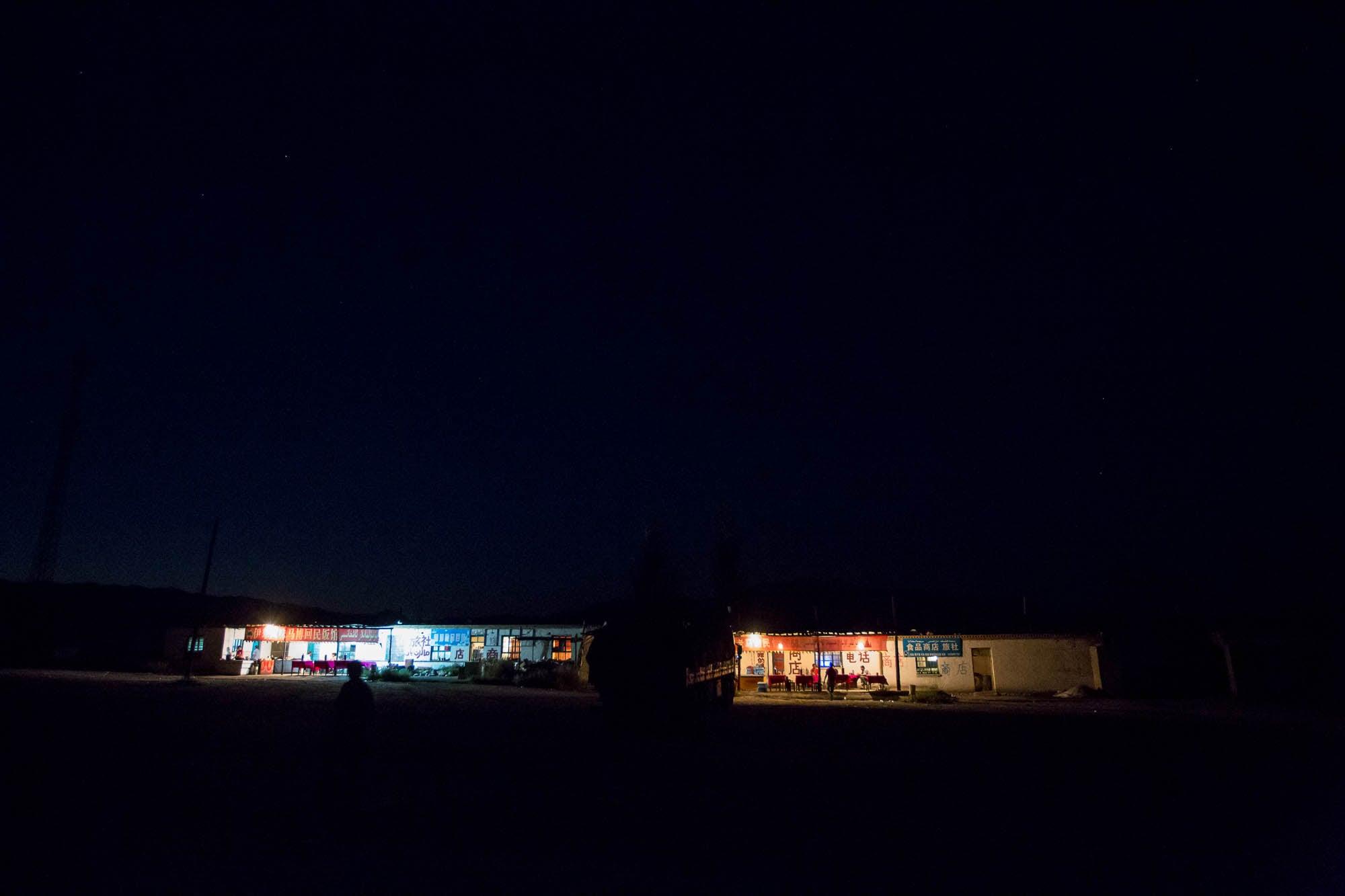 Sitai at night