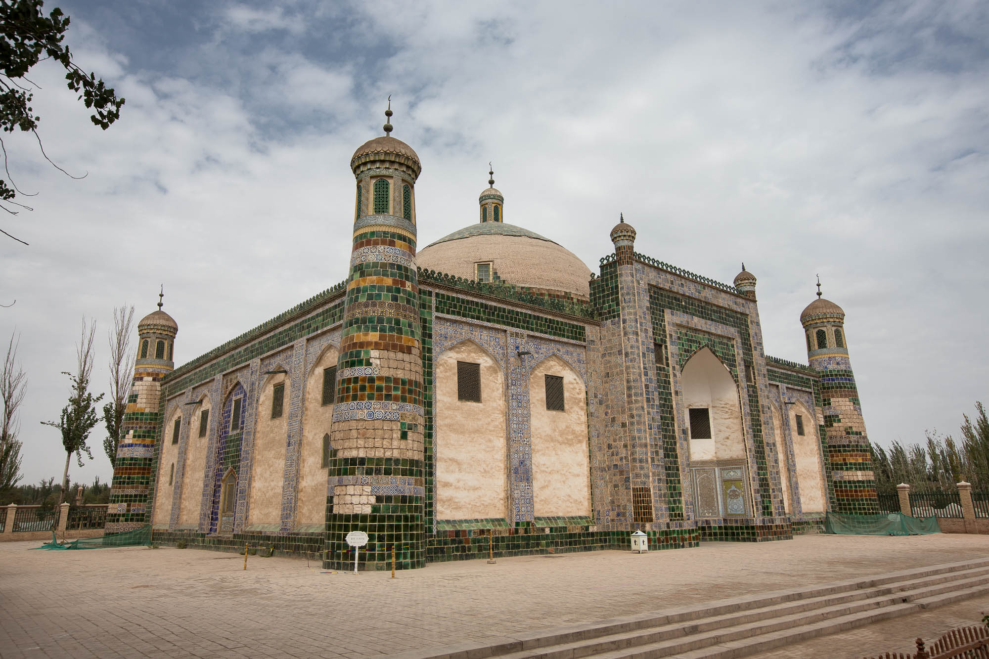 Mausoleum of Abakh Khoja