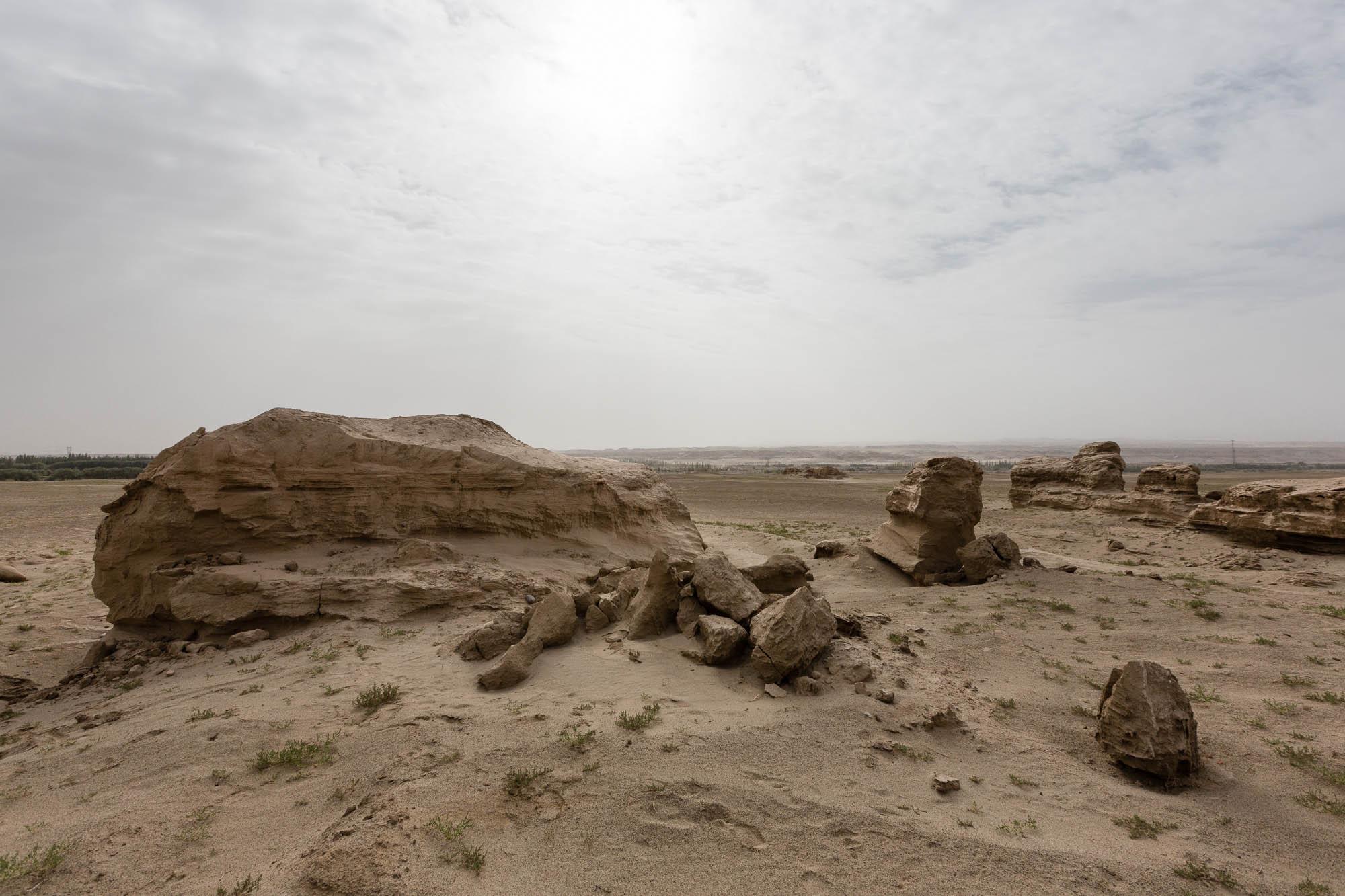 Melikawat ruins