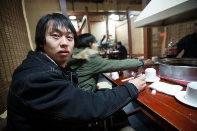 Haozi also helped with the camera repair problem on November 16th, 2007