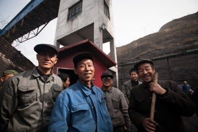 These guys invited me to take a look at their coal mine on March 23rd, 2008
