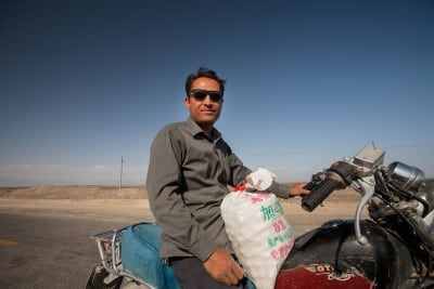 Two handfuls of fresh dates from this Uyghur on September 30th, 2008