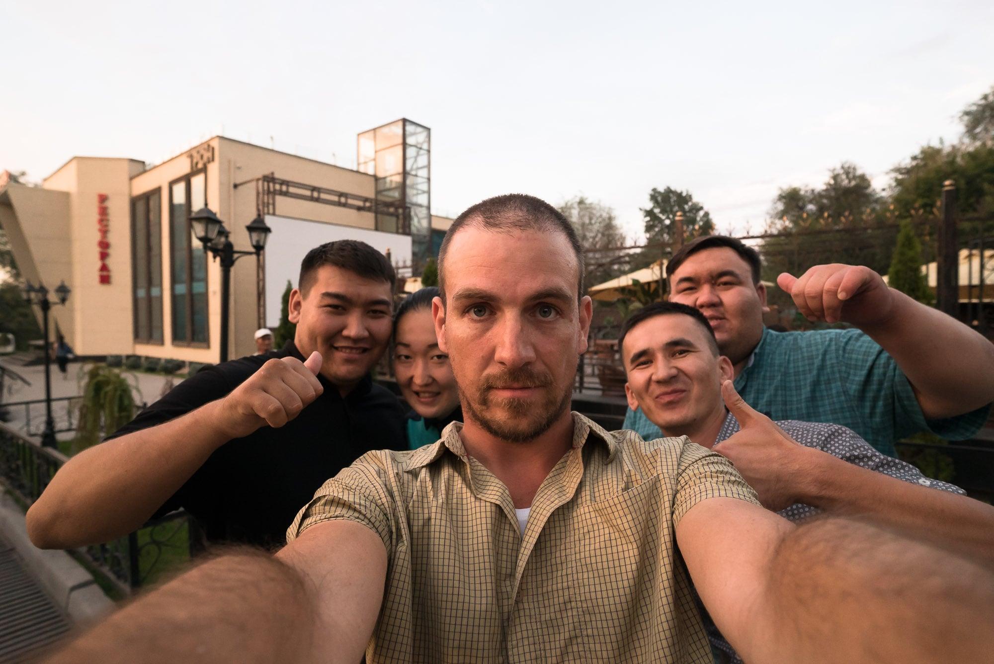 Murat and friends