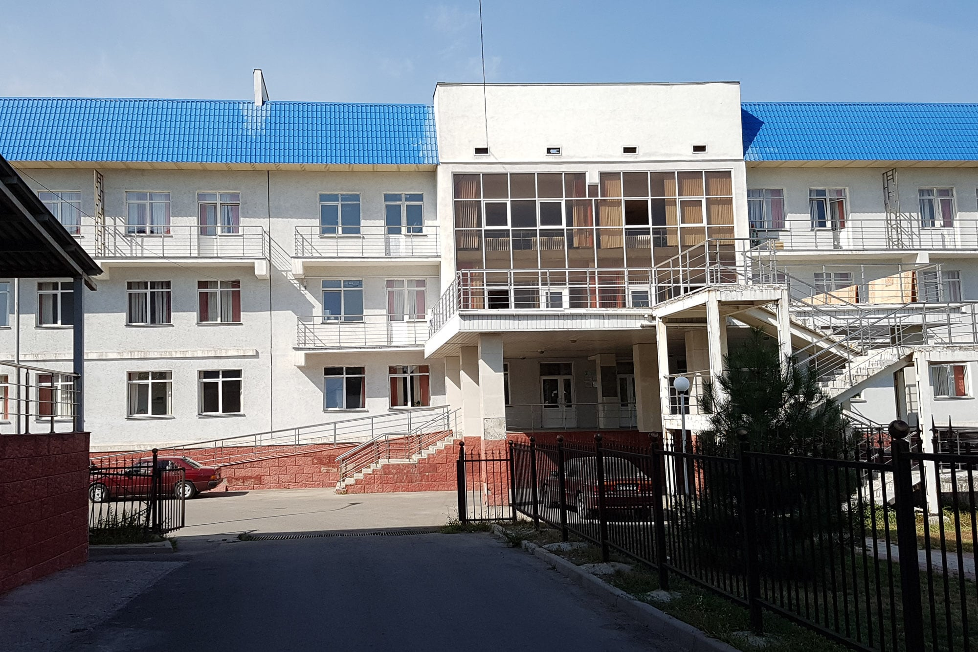 hospital in Issyk