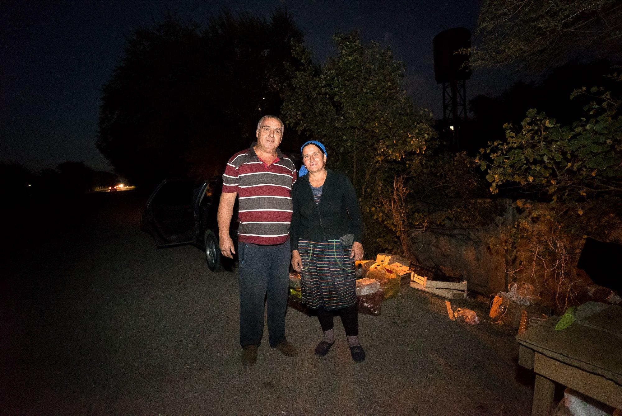 Djumali & wife