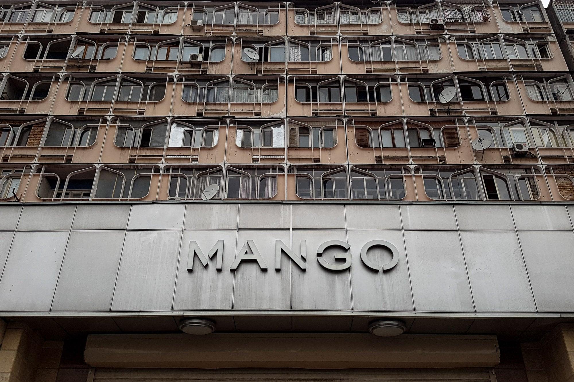 Mango in Bishkek