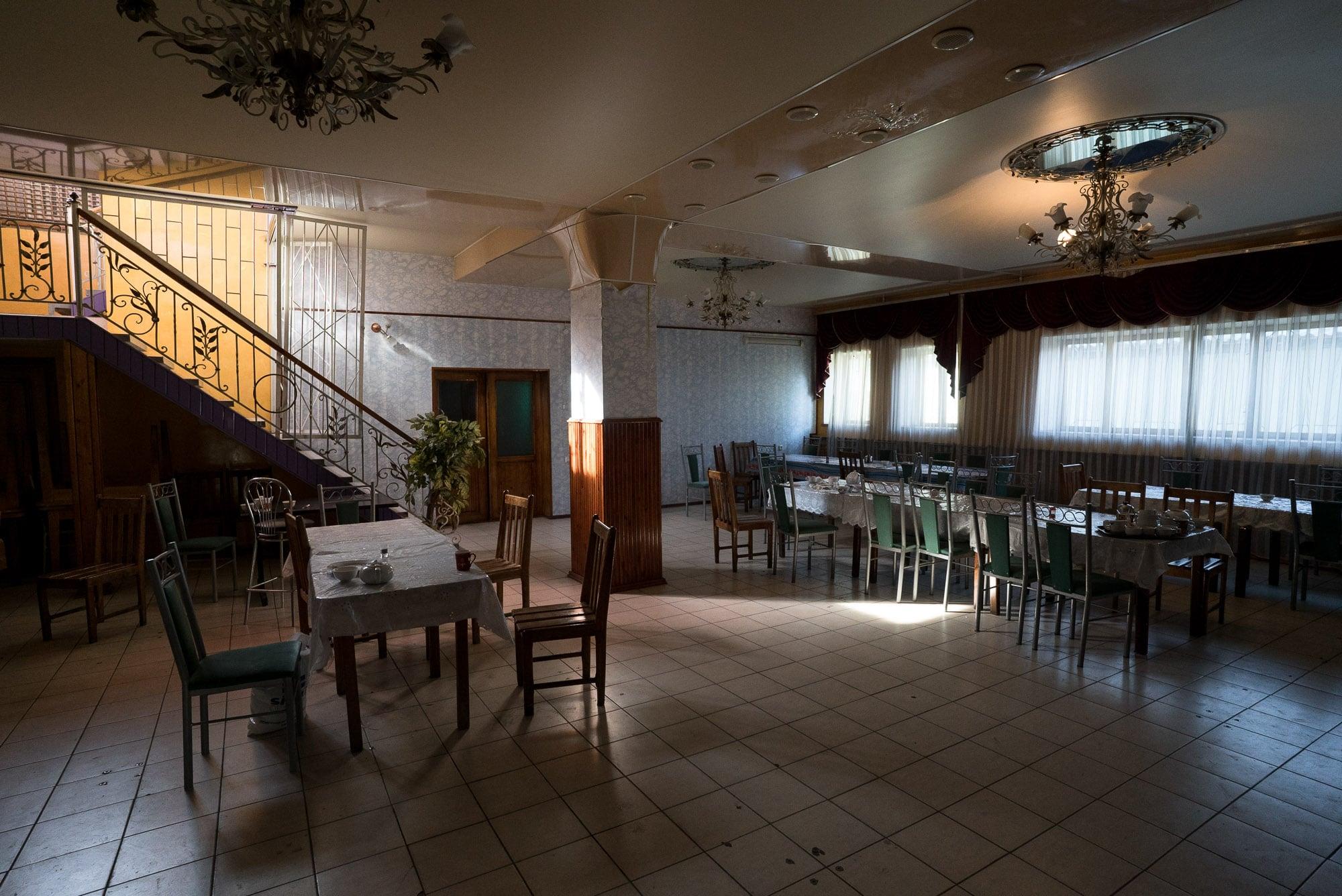 hotel in Chaldovar