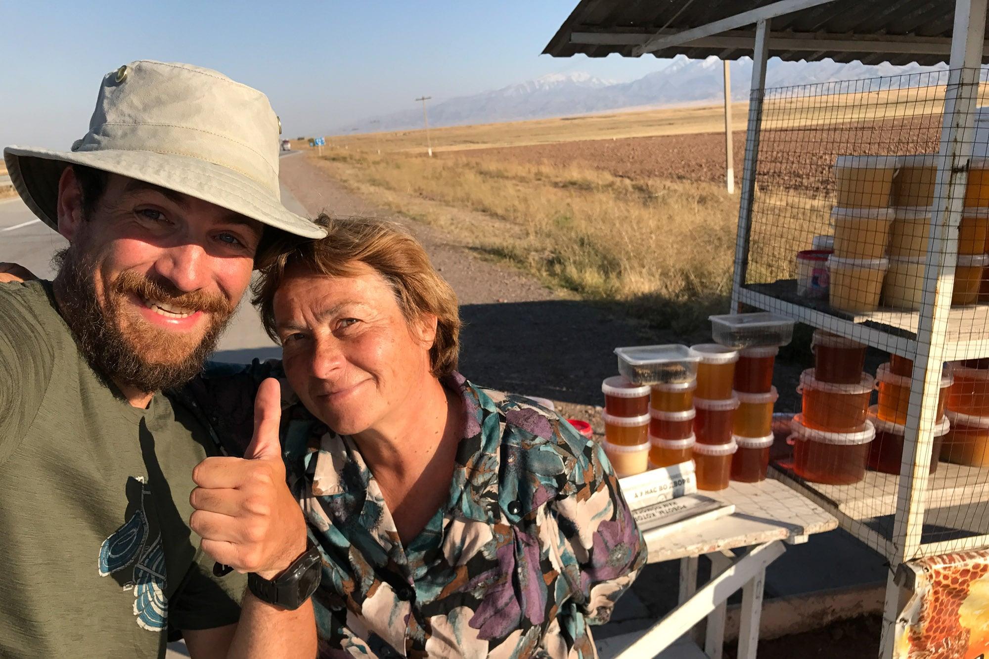 honey vendor