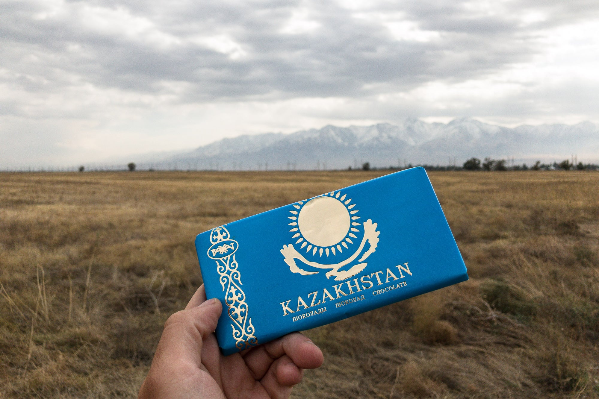 """Kazakhstan"" chocolate"